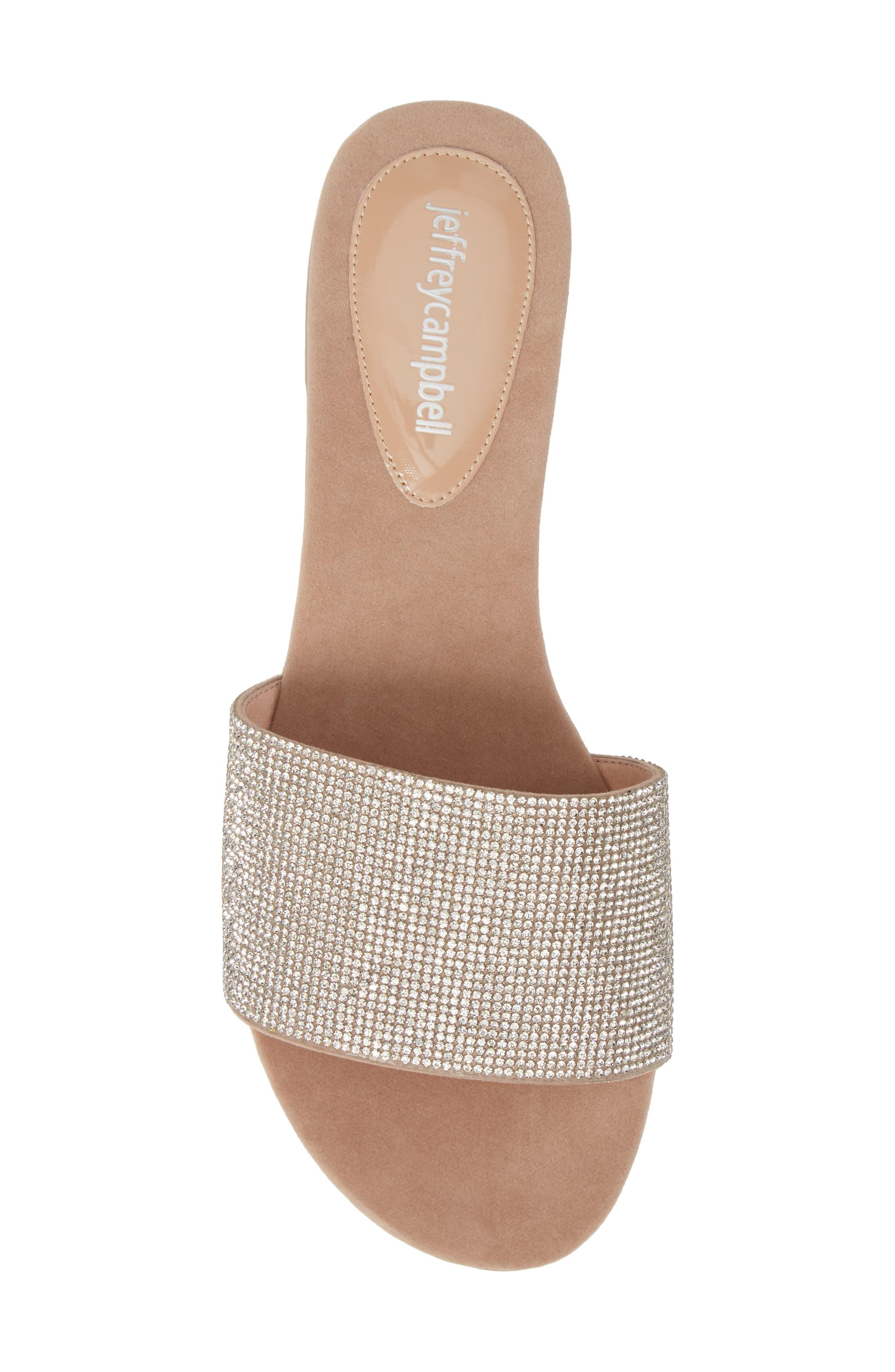 Sparque Embellished Slide Sandal,                             Alternate thumbnail 10, color,