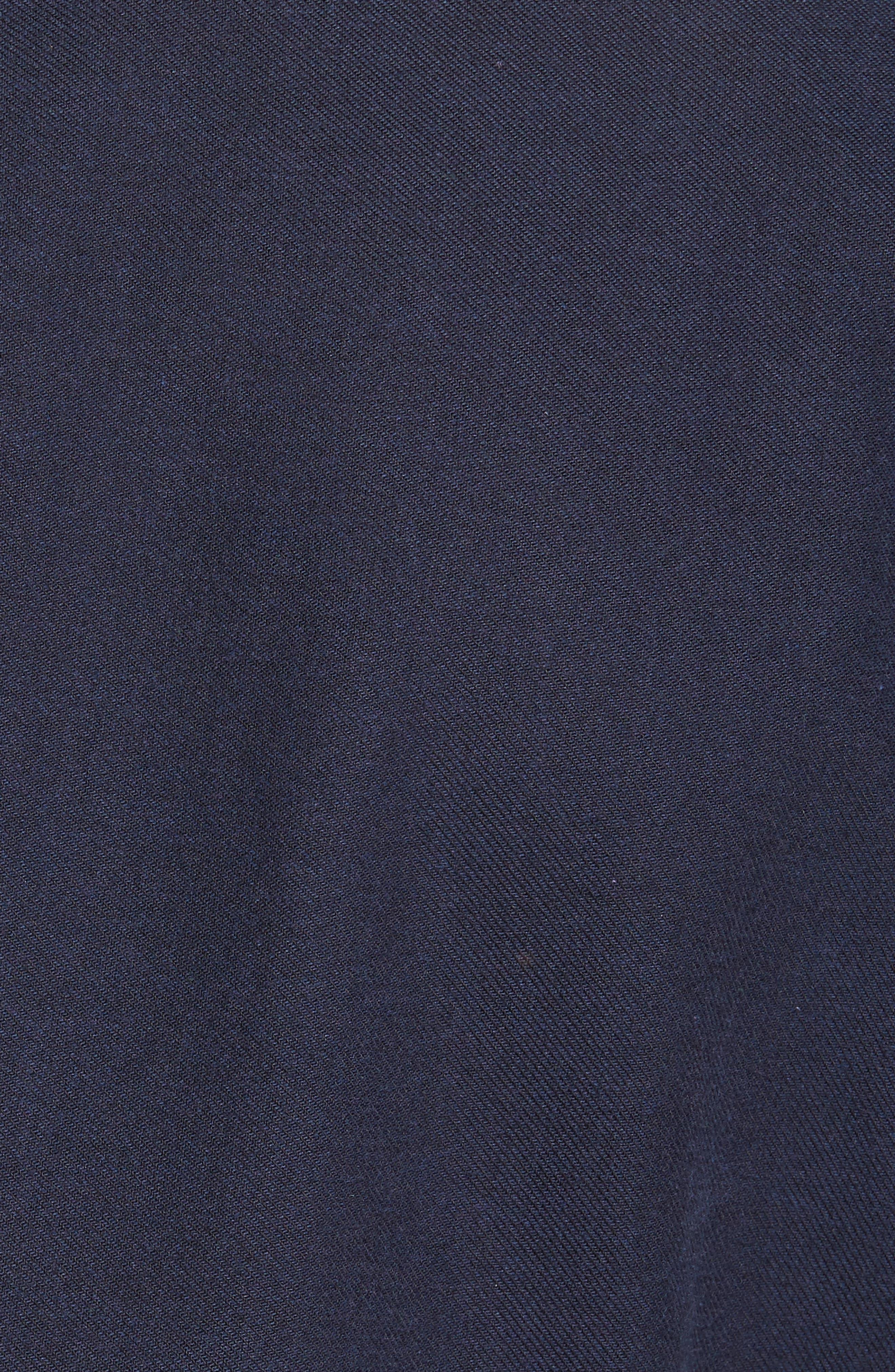 Pembroke Sports Fit Twill Jacket,                             Alternate thumbnail 6, color,                             410