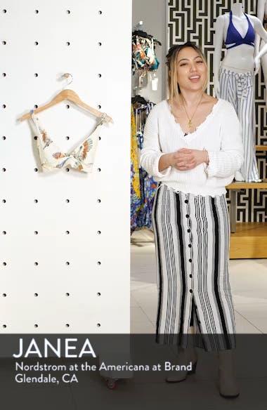 'Fillis the Firecracker' Bikini Top, sales video thumbnail