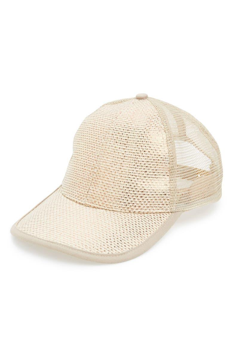 BP. Woven Baseball Cap  3b5c07f922c