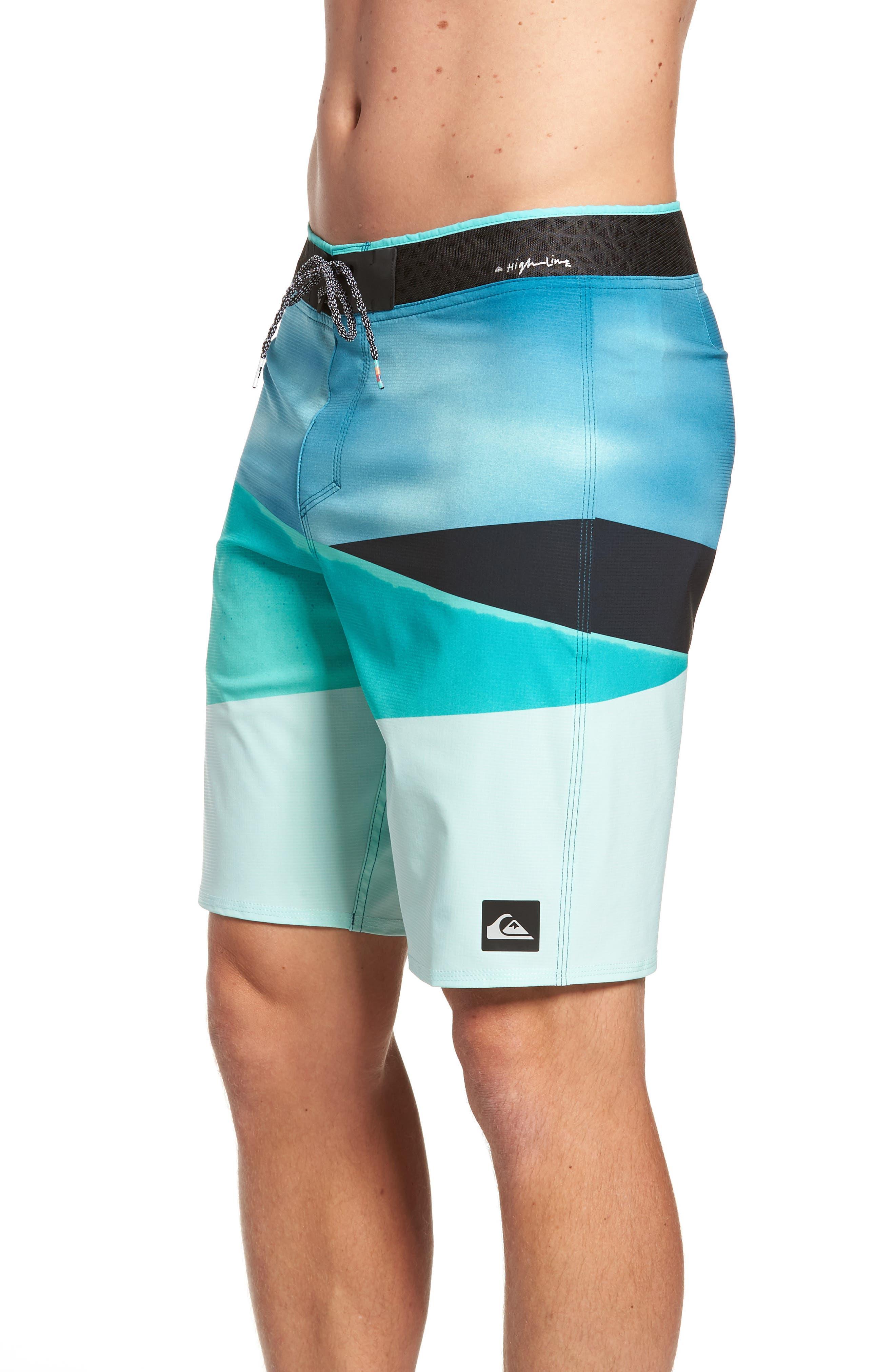 Slash Vee 20 Board Shorts,                             Alternate thumbnail 3, color,                             400