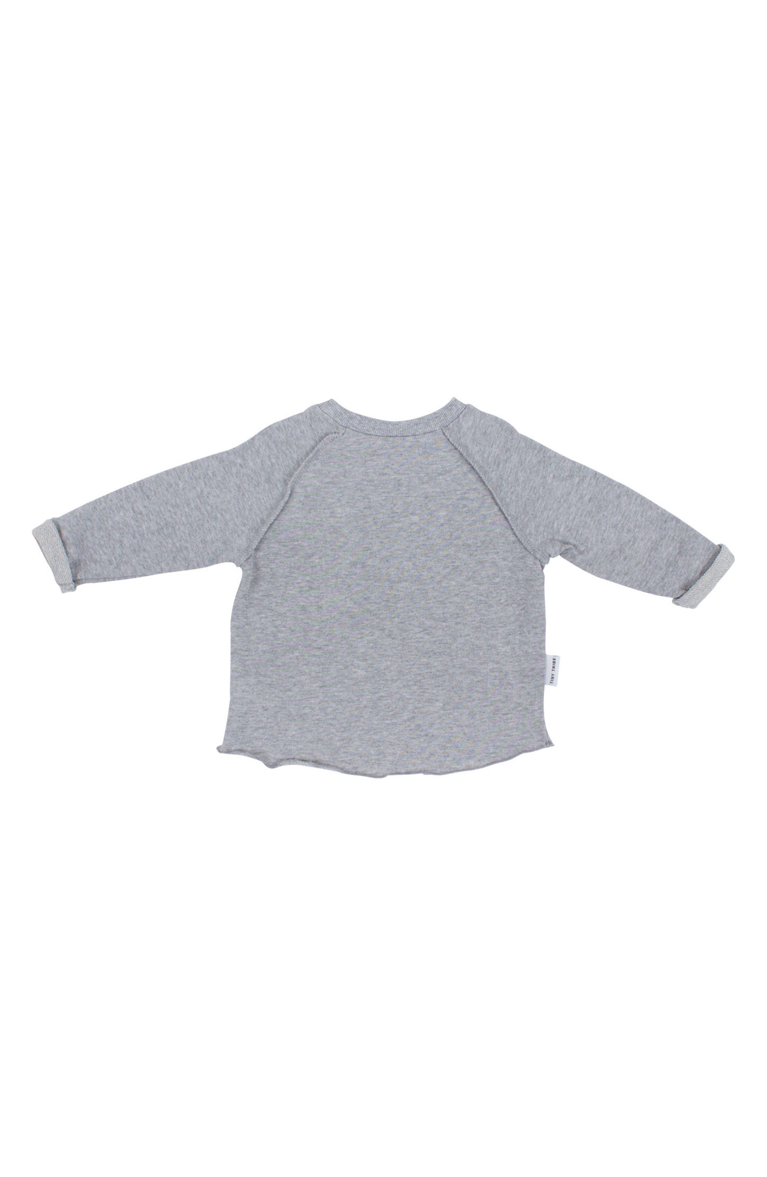 Panda Sweatshirt & Leggings Set,                             Alternate thumbnail 3, color,                             099