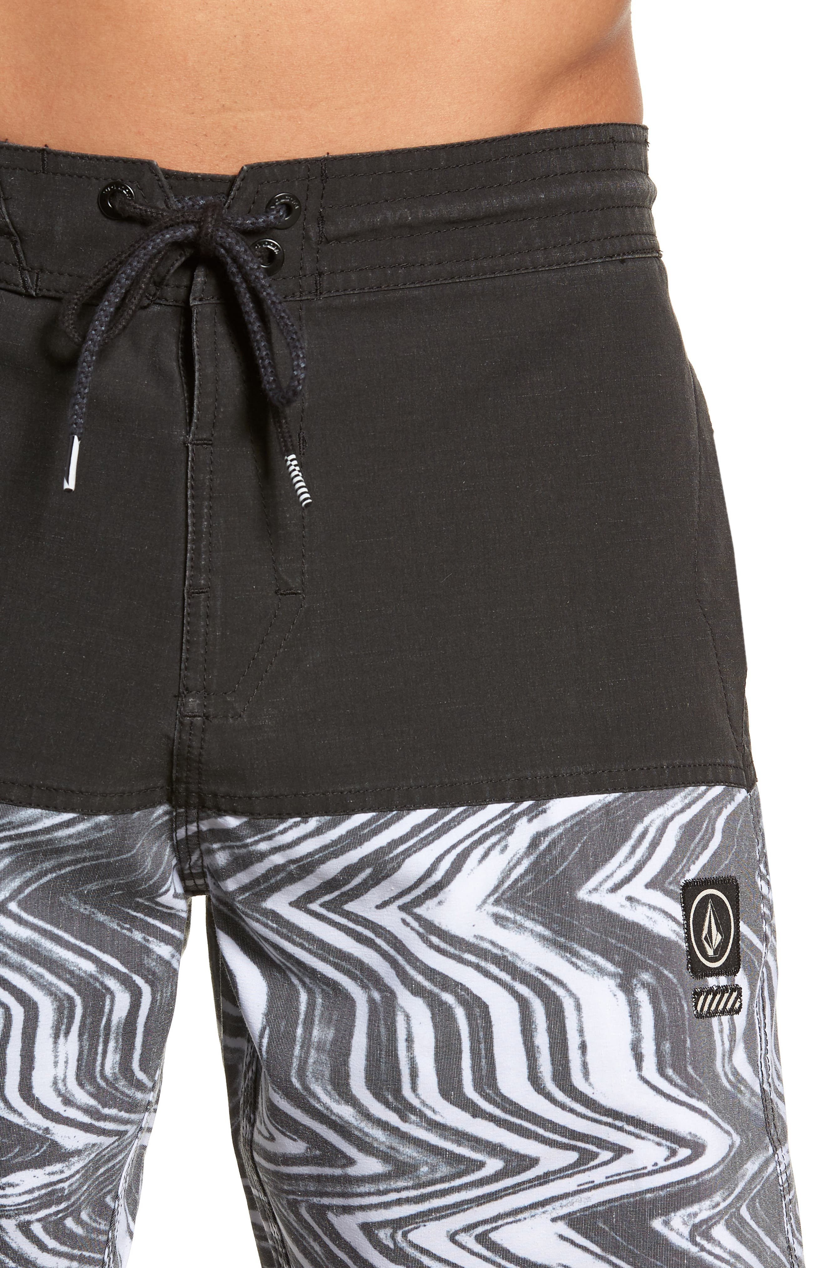 Vibes Half Stoney Board Shorts,                             Alternate thumbnail 10, color,