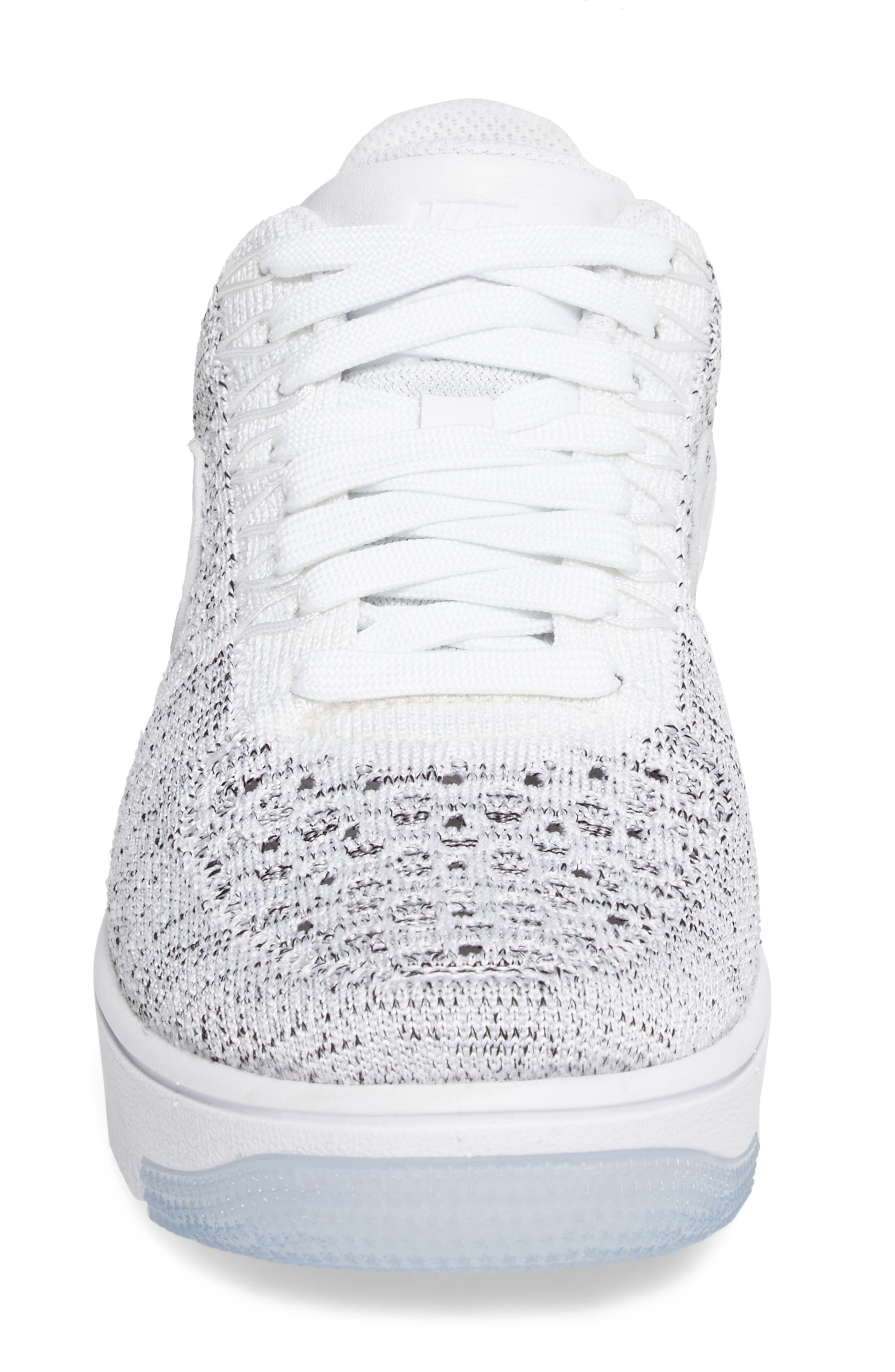 'Air Force 1 Flyknit Low' Sneaker,                             Alternate thumbnail 26, color,