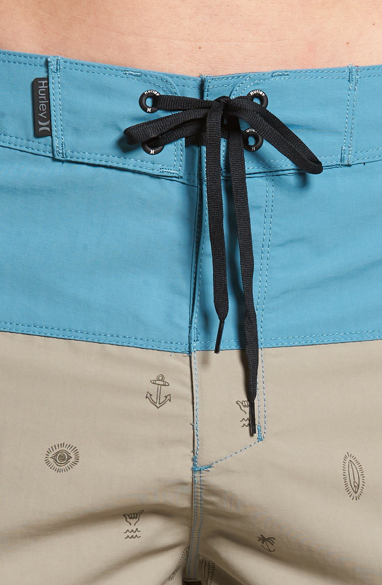 School Yards Board Shorts,                             Alternate thumbnail 8, color,