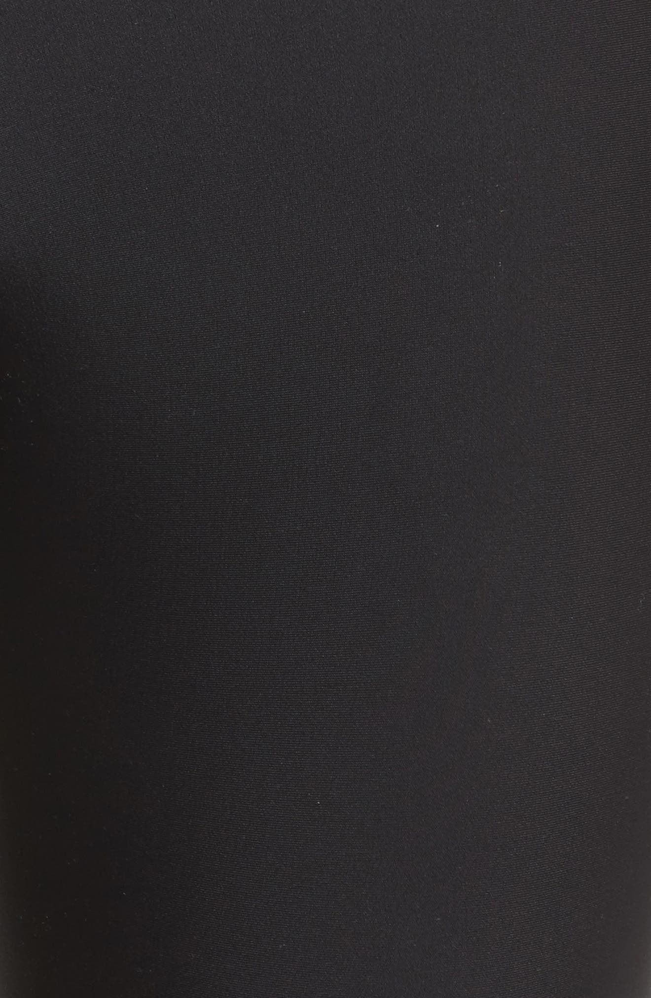 Elevate Midi Leggings,                             Alternate thumbnail 5, color,                             001