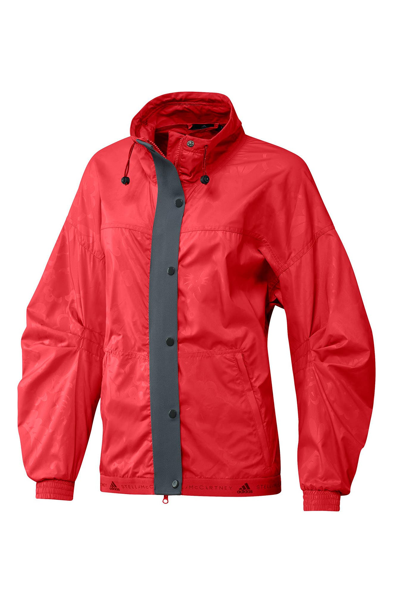 Run Wind Jacket,                             Alternate thumbnail 7, color,                             CORRED