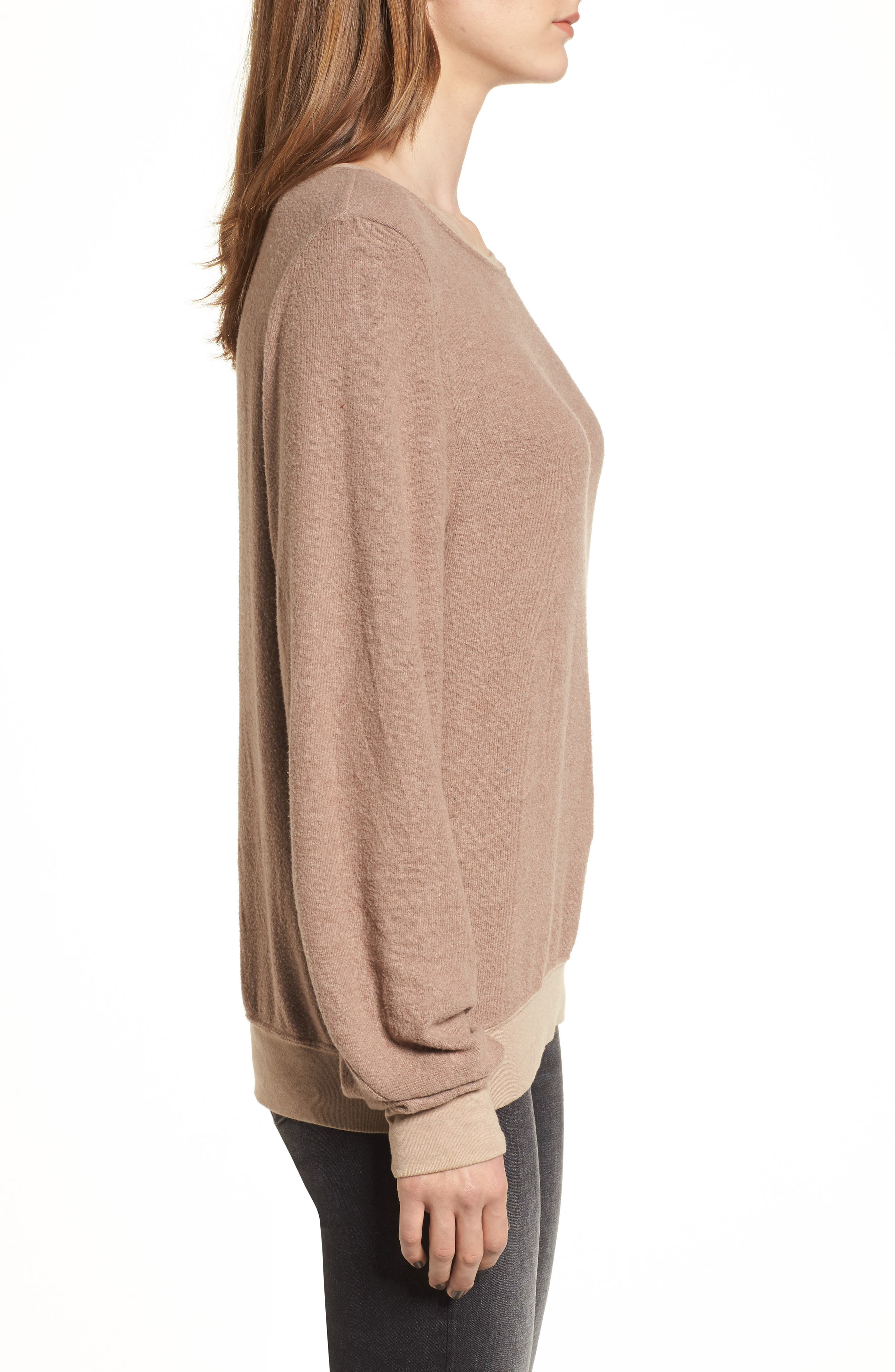 'Baggy Beach Jumper' Pullover,                             Alternate thumbnail 90, color,