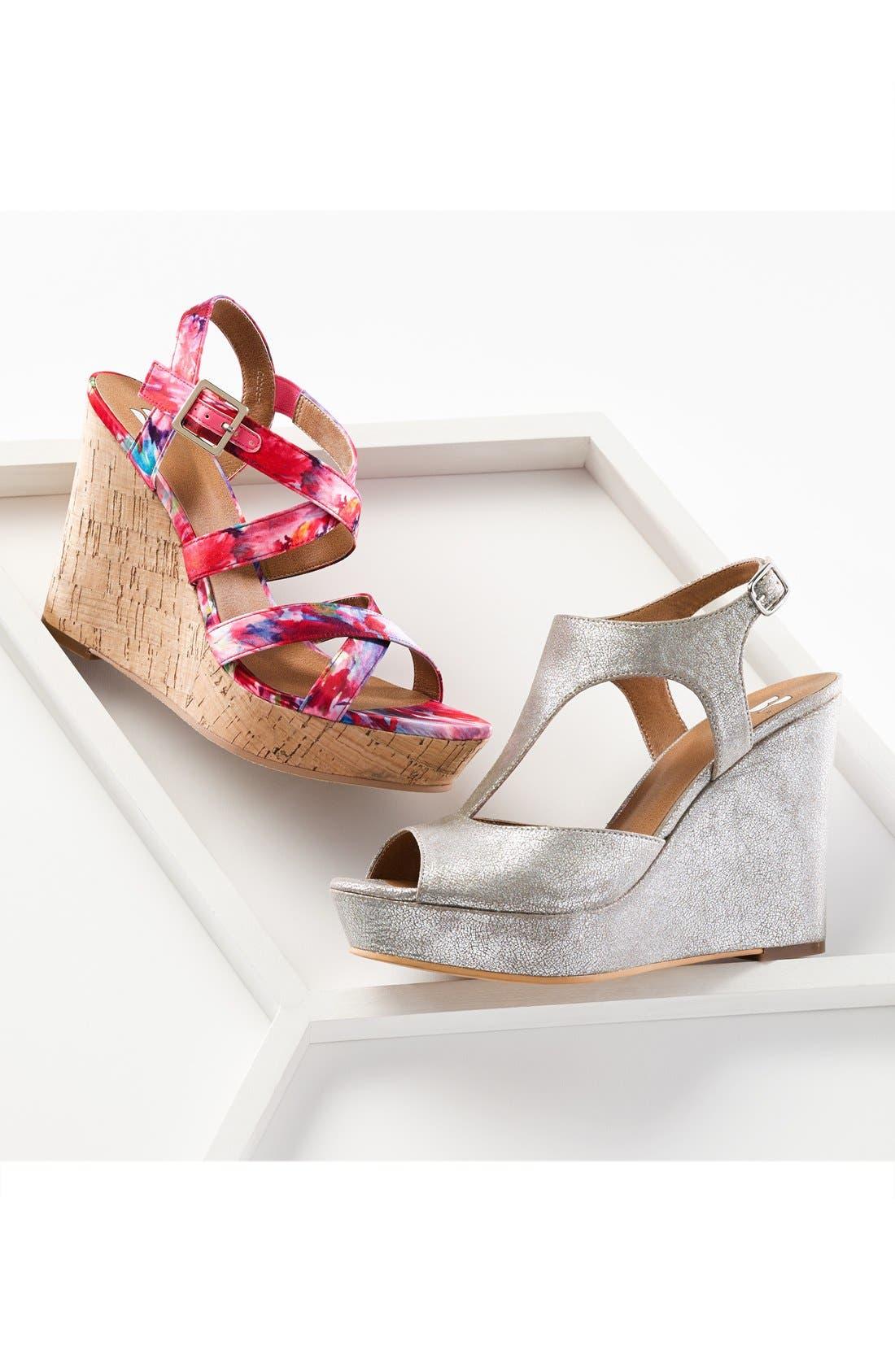 'Springs' Wedge Sandal,                         Main,                         color, 200