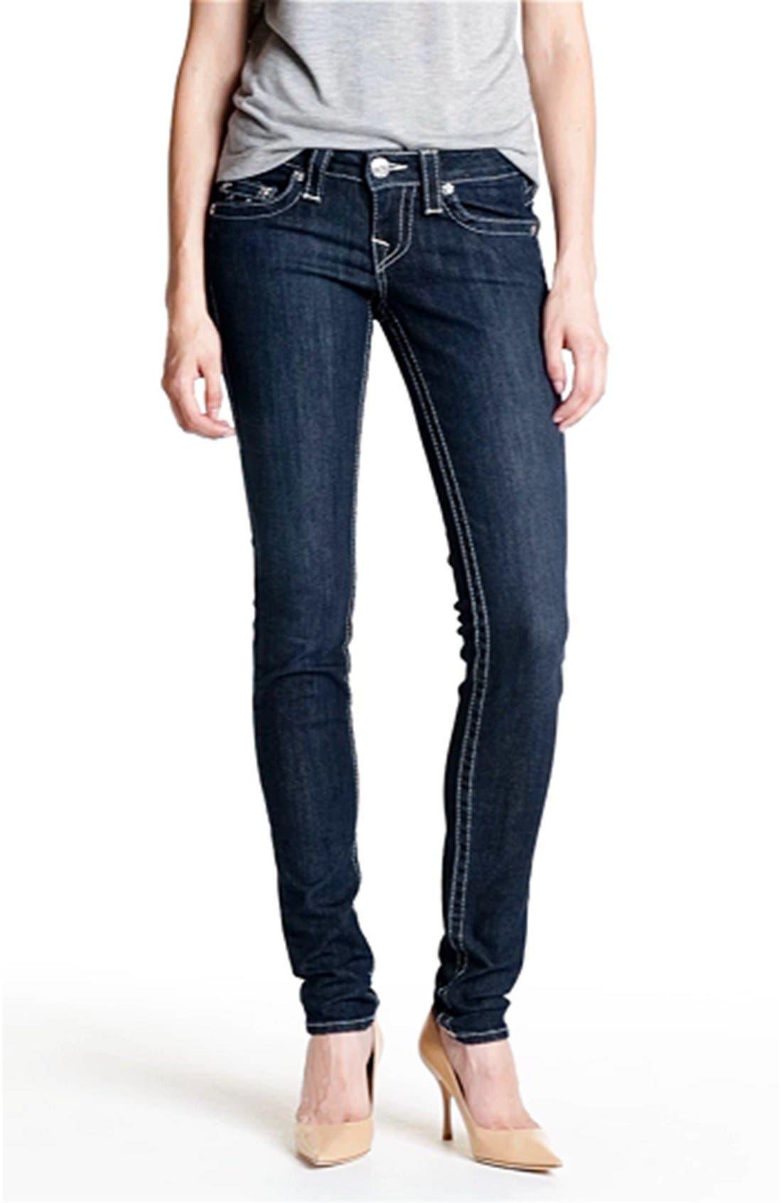 'Stella' Skinny Jeans,                             Alternate thumbnail 2, color,                             475