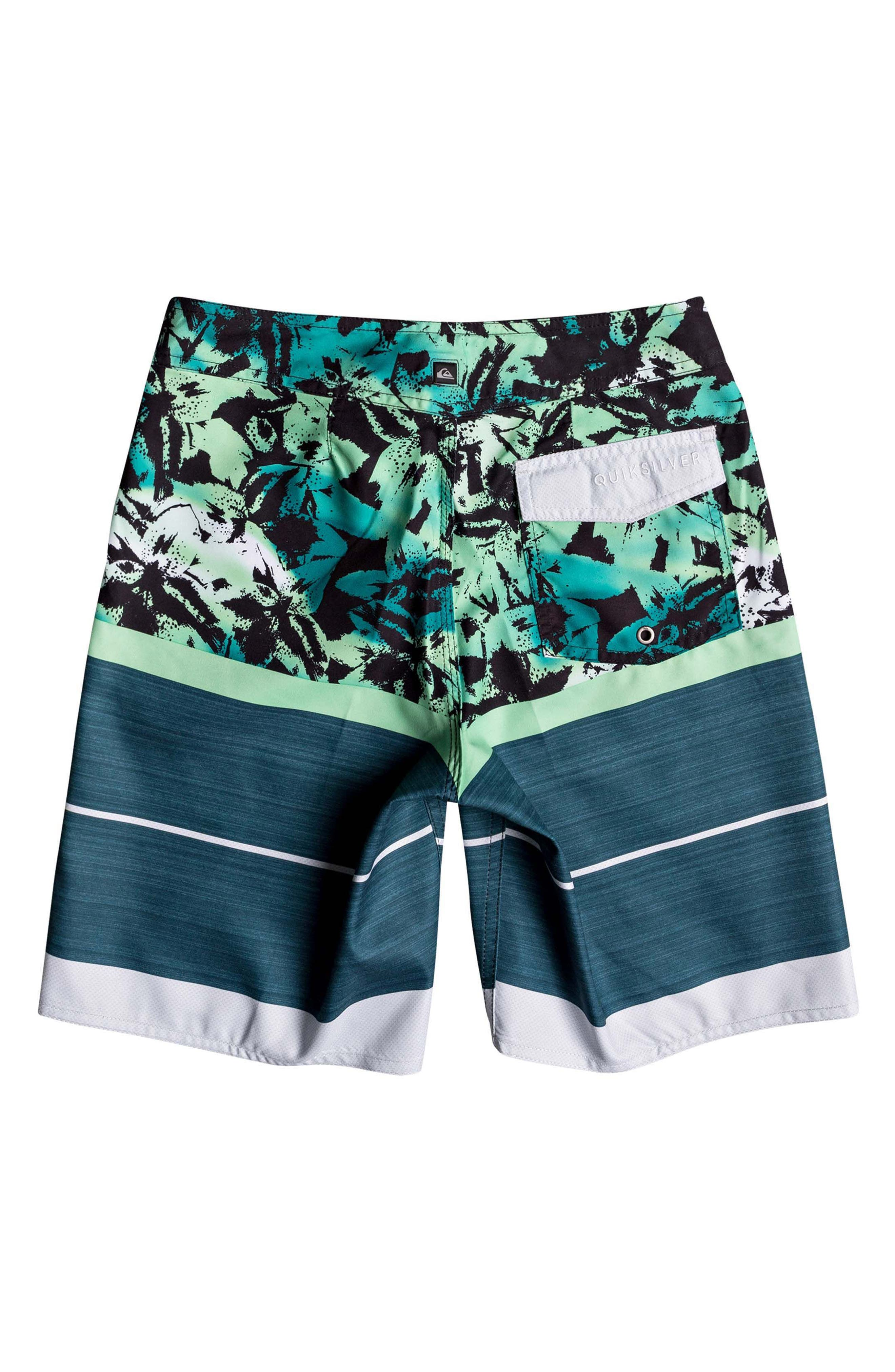 QUIKSILVER,                             Slab Island Board Shorts,                             Alternate thumbnail 2, color,                             406