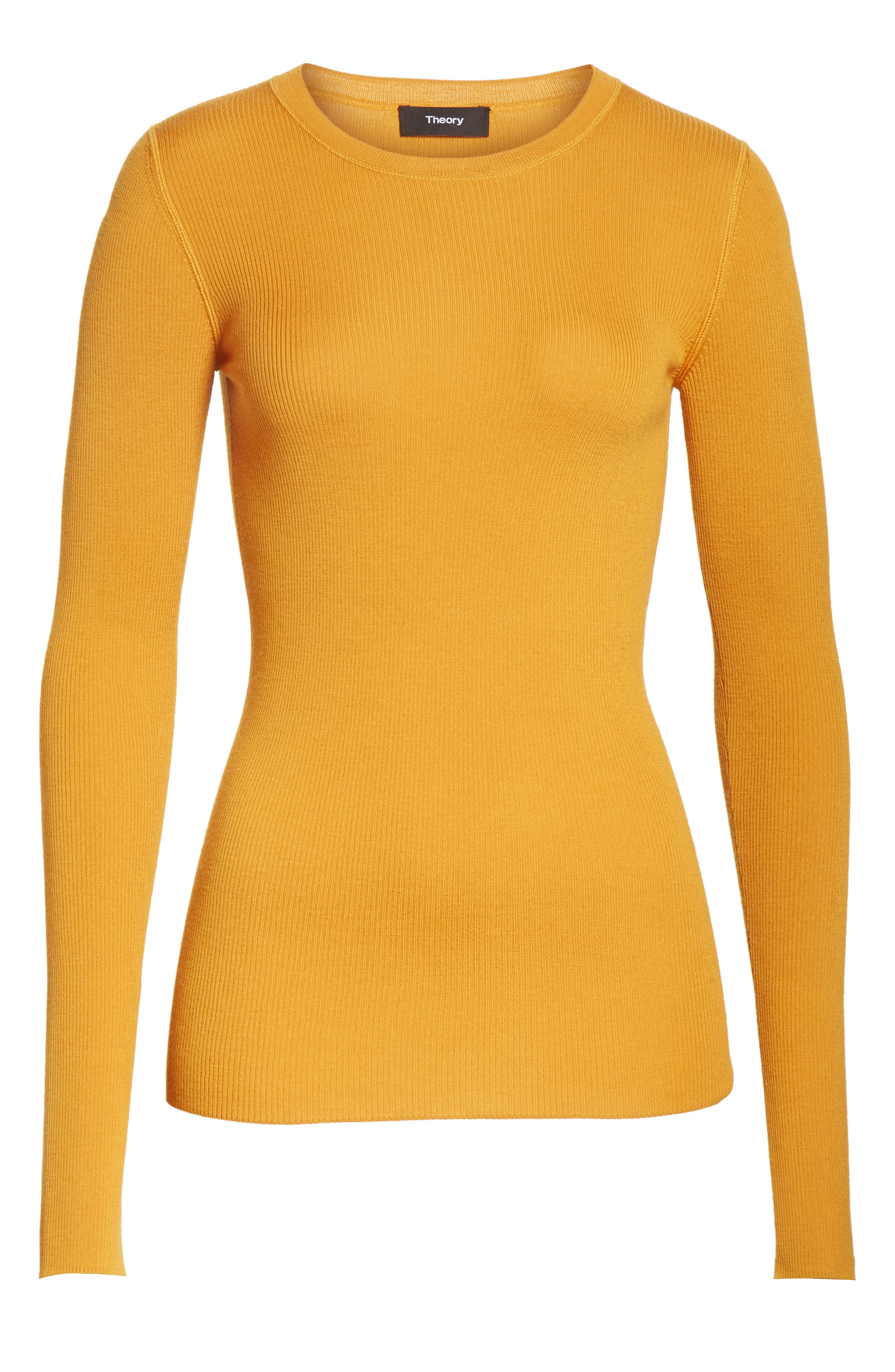 Mirzi Ribbed Sweater,                             Alternate thumbnail 23, color,