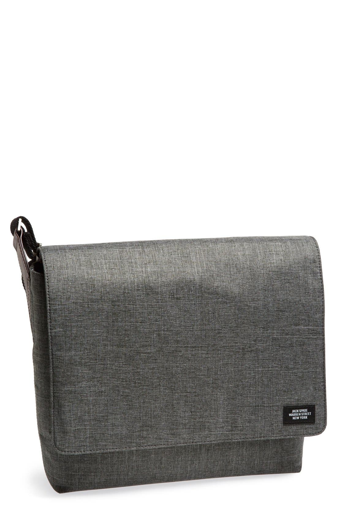 JACK SPADE Messenger Bag, Main, color, 020