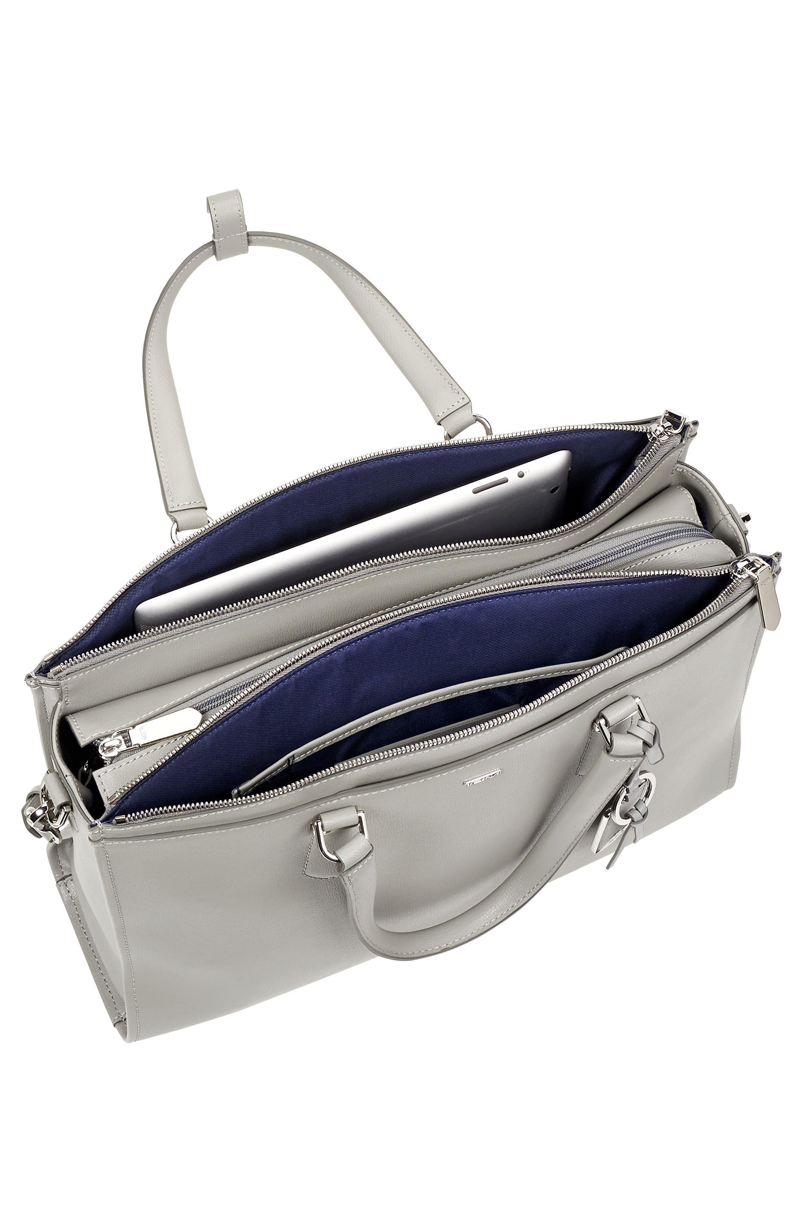 Stanton – Esme Leather Business Briefcase,                             Alternate thumbnail 6, color,