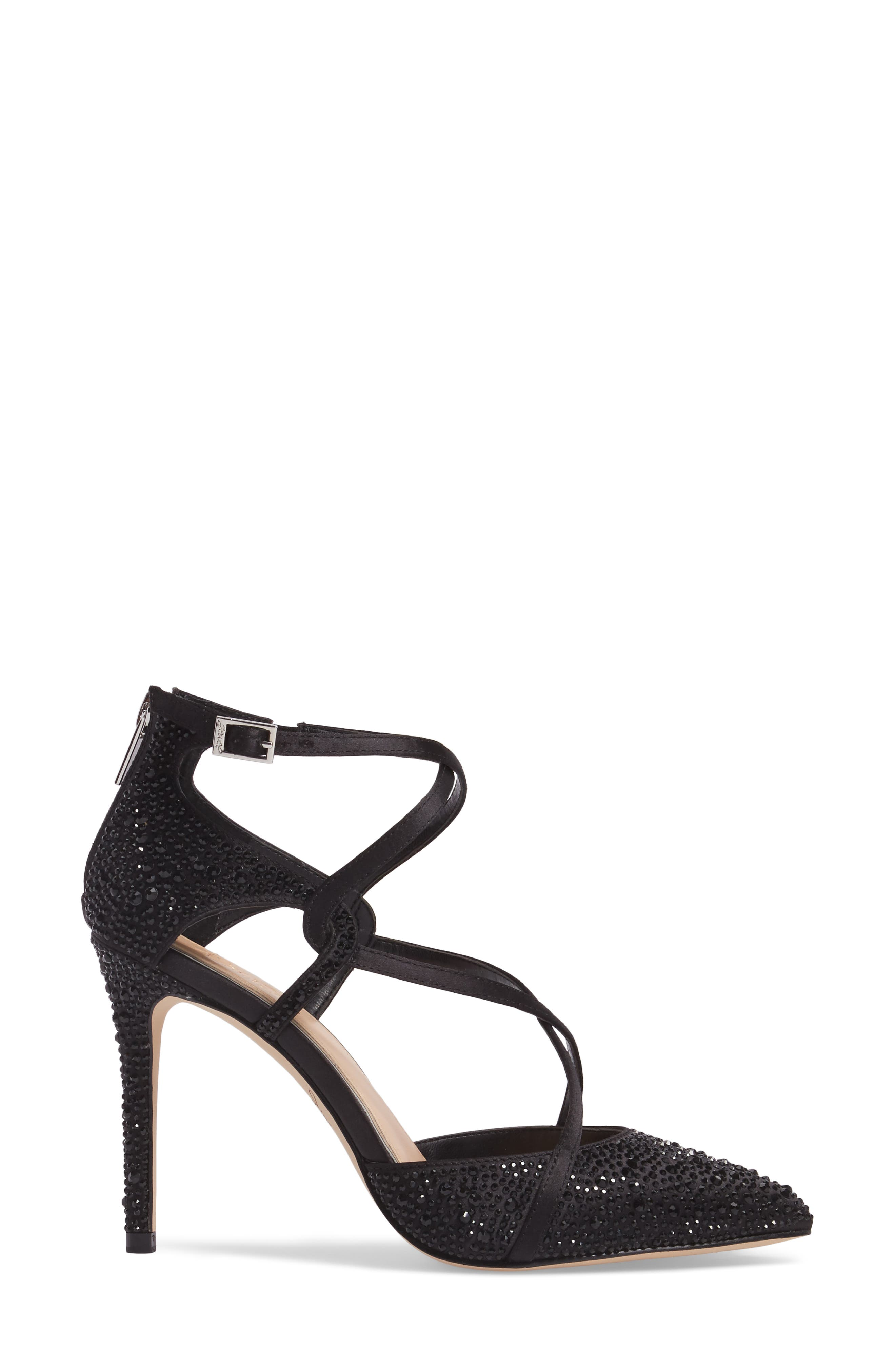 Alivia II Strappy Pump,                             Alternate thumbnail 3, color,                             004
