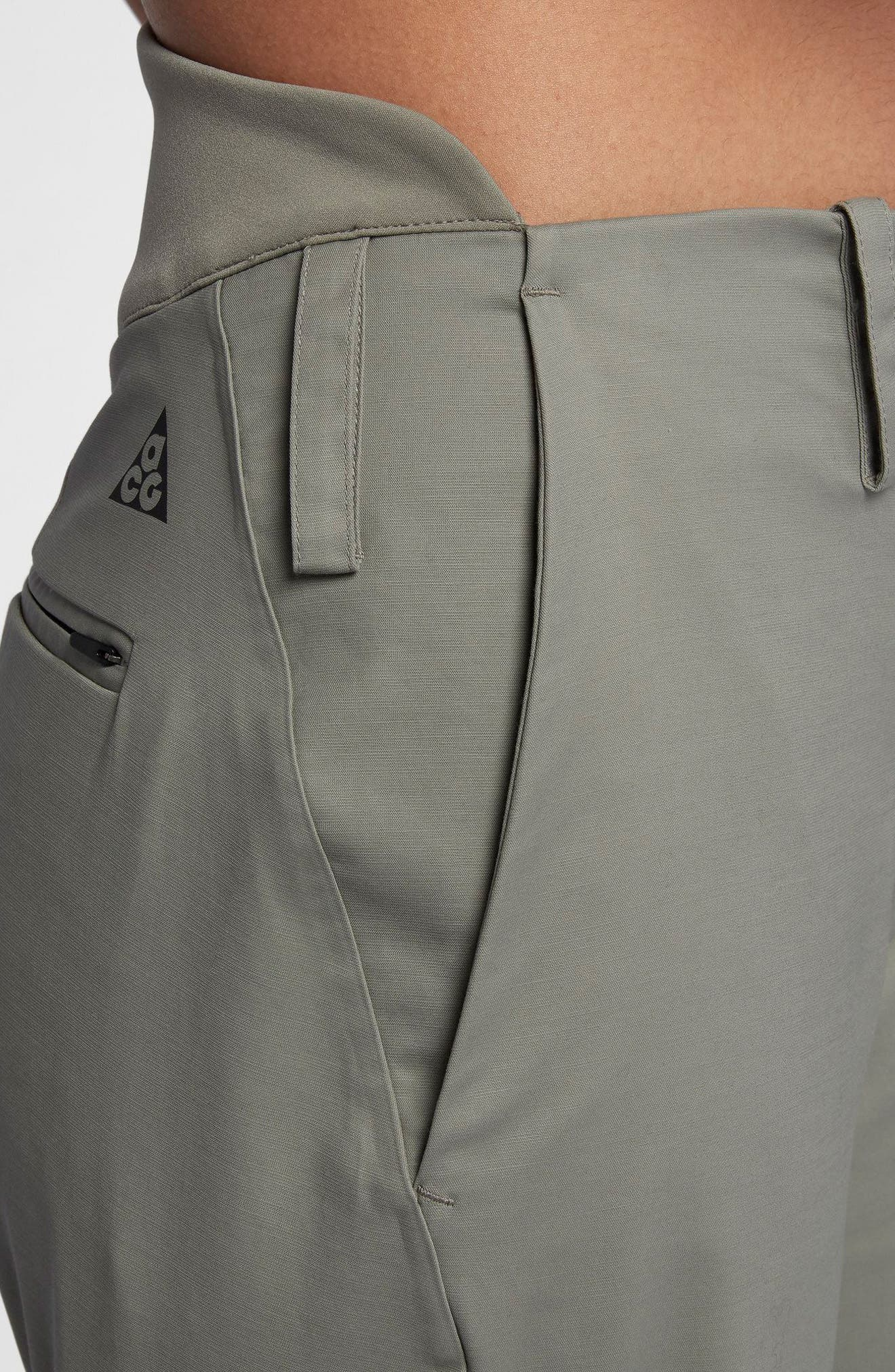 NikeLab ACG Tech Woven Pants,                             Alternate thumbnail 6, color,                             020
