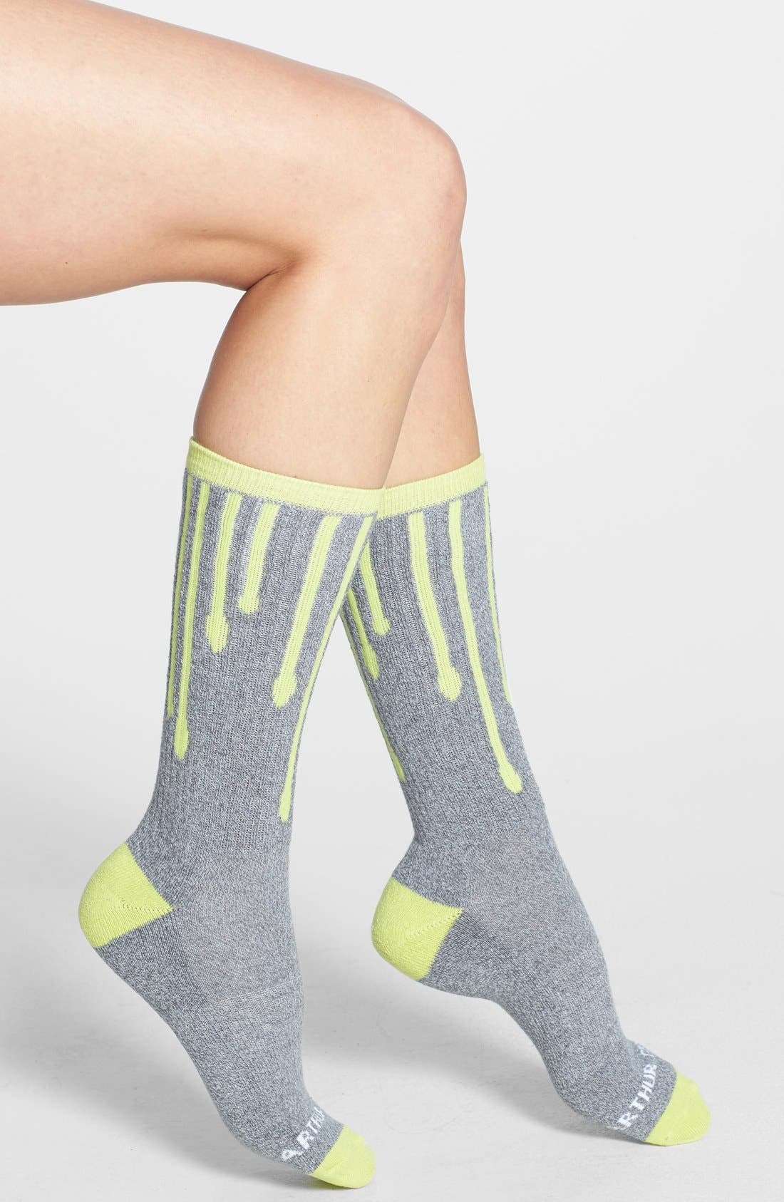 'Drips' Socks,                             Main thumbnail 1, color,                             020