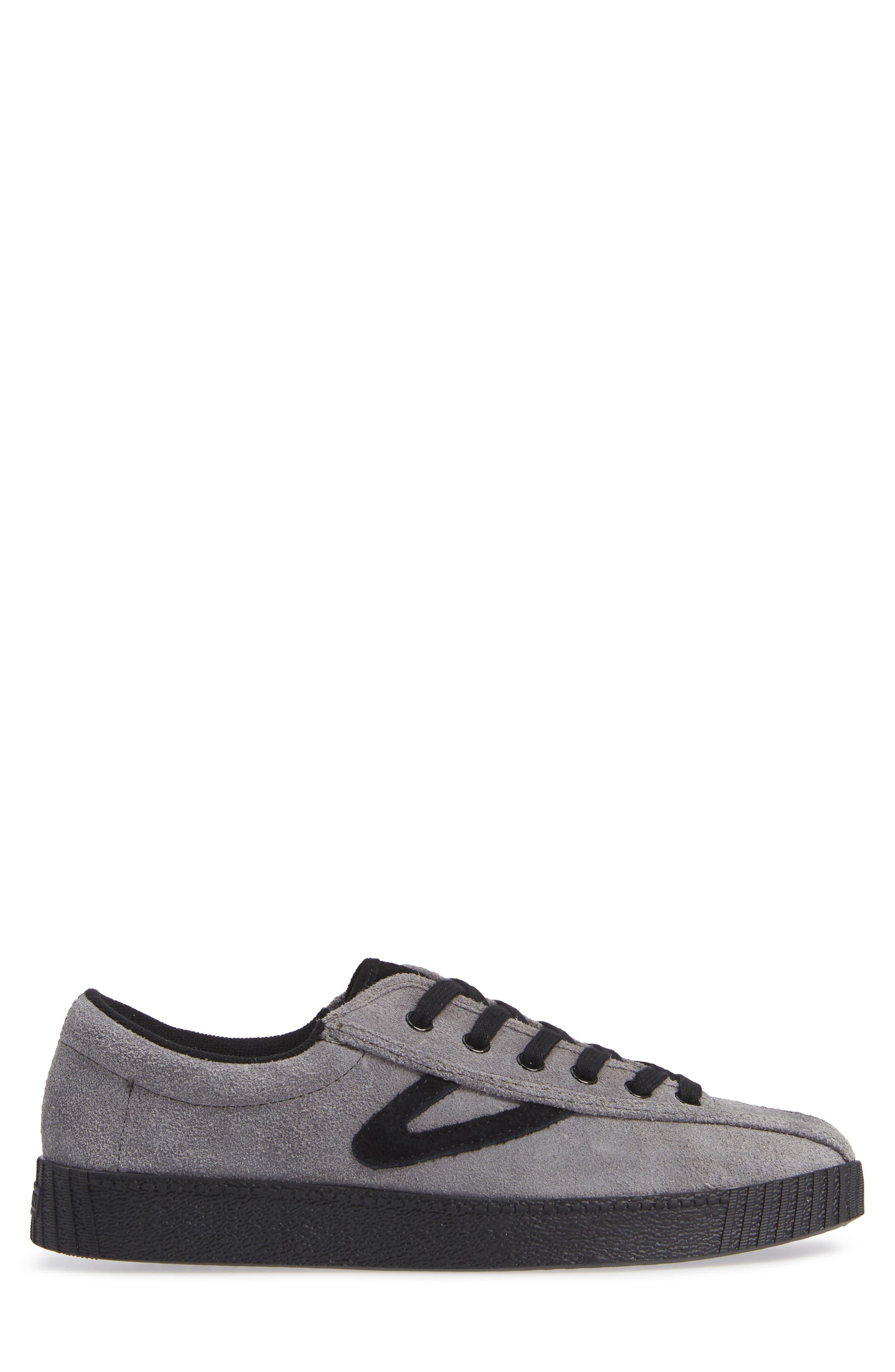 Nylite26Plus Sneaker,                             Alternate thumbnail 3, color,                             GRAPHITE SUEDE