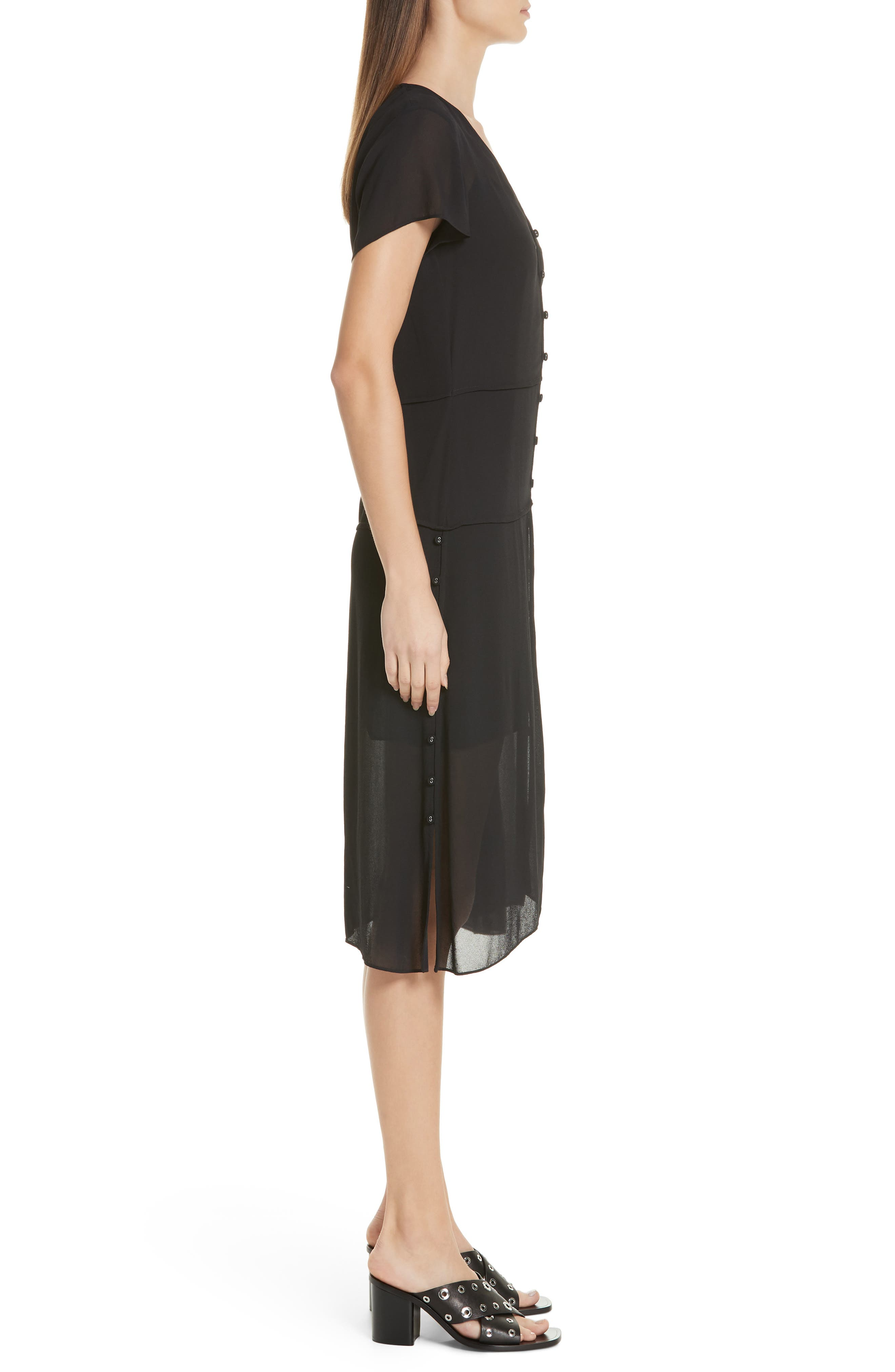 McCormick Dress,                             Alternate thumbnail 3, color,                             001
