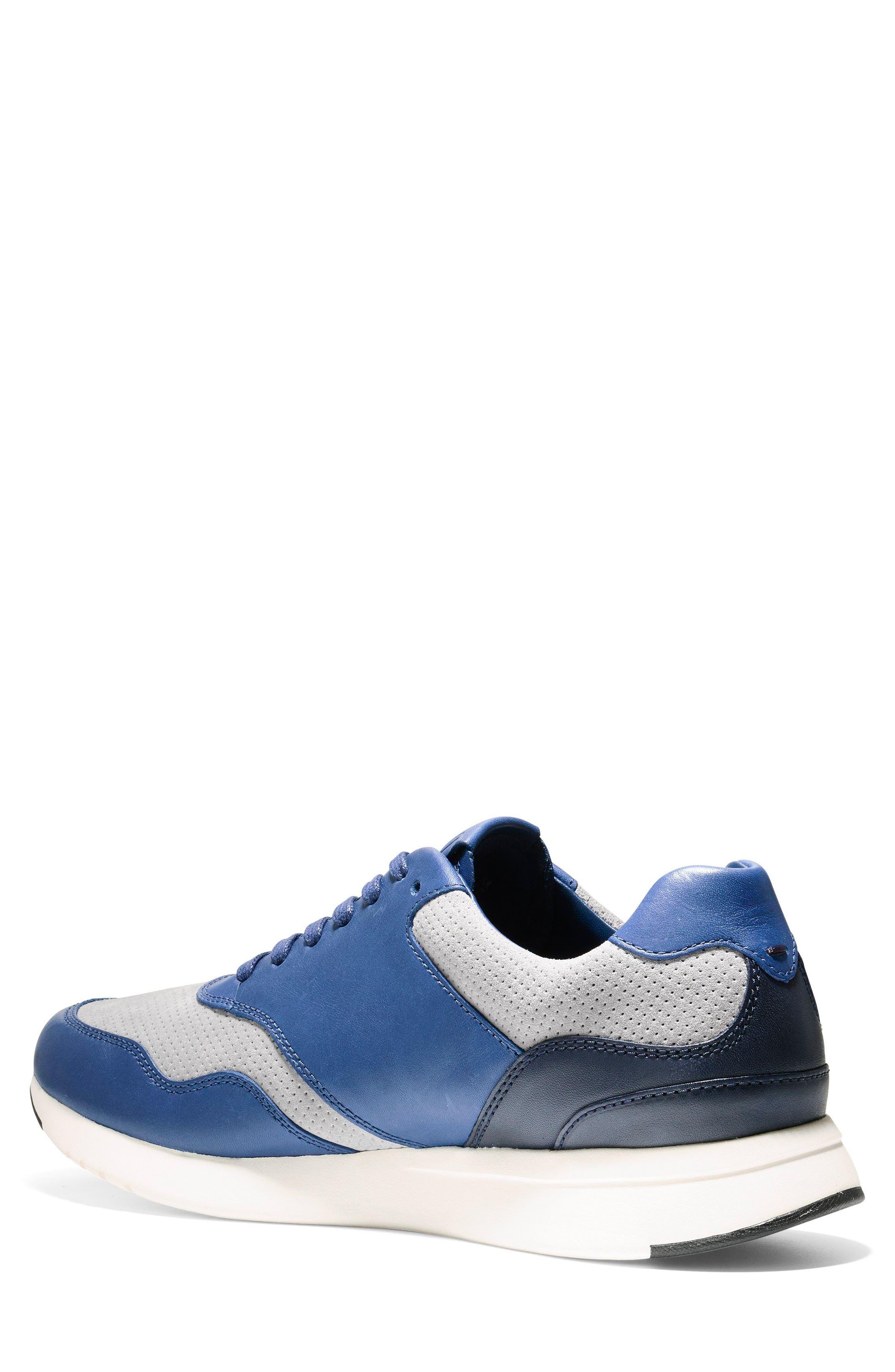 GrandPro Runner Sneaker,                             Alternate thumbnail 4, color,
