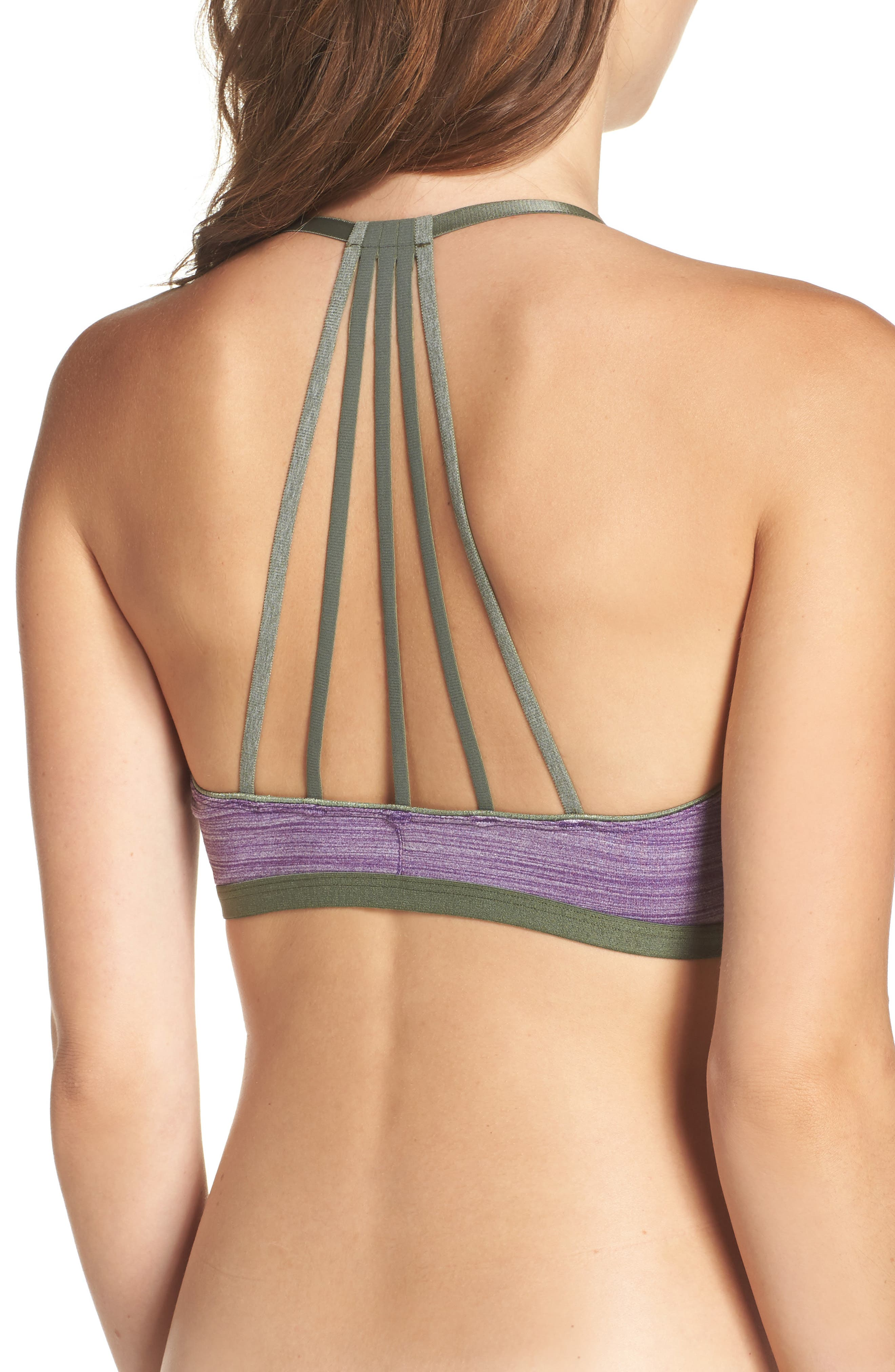 Strappy Bralette,                             Alternate thumbnail 9, color,