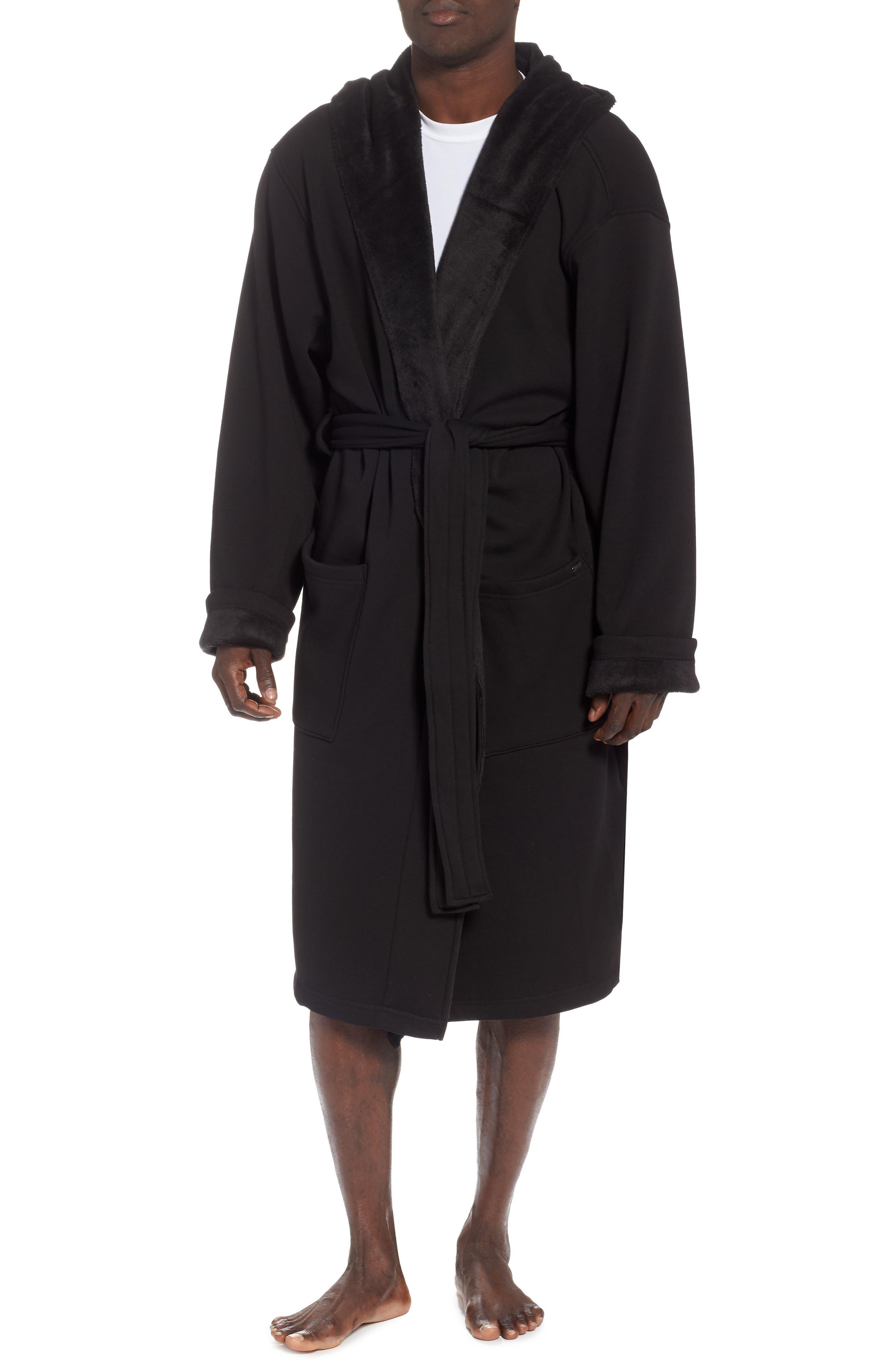 'Brunswick' Robe,                             Alternate thumbnail 2, color,                             001