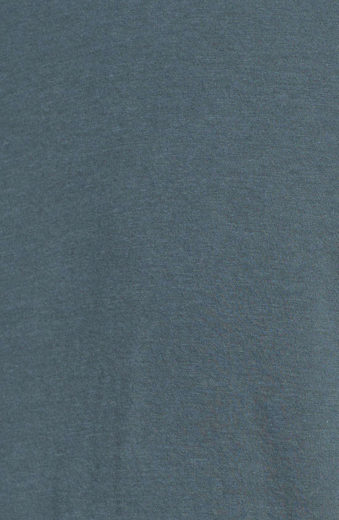 Long Sleeve Crewneck T-Shirt,                             Alternate thumbnail 17, color,