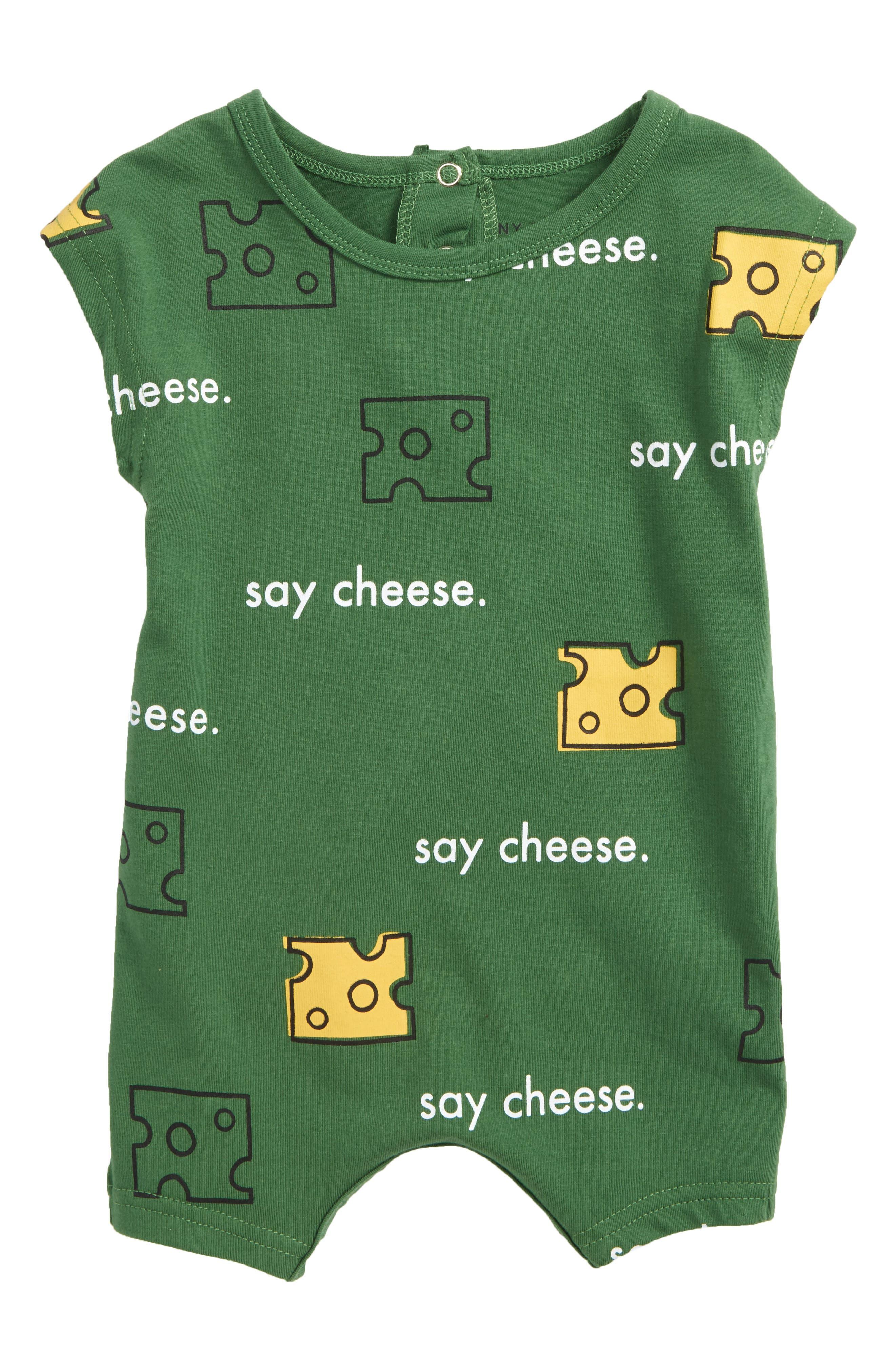 Say Cheese Romper,                             Main thumbnail 1, color,                             305