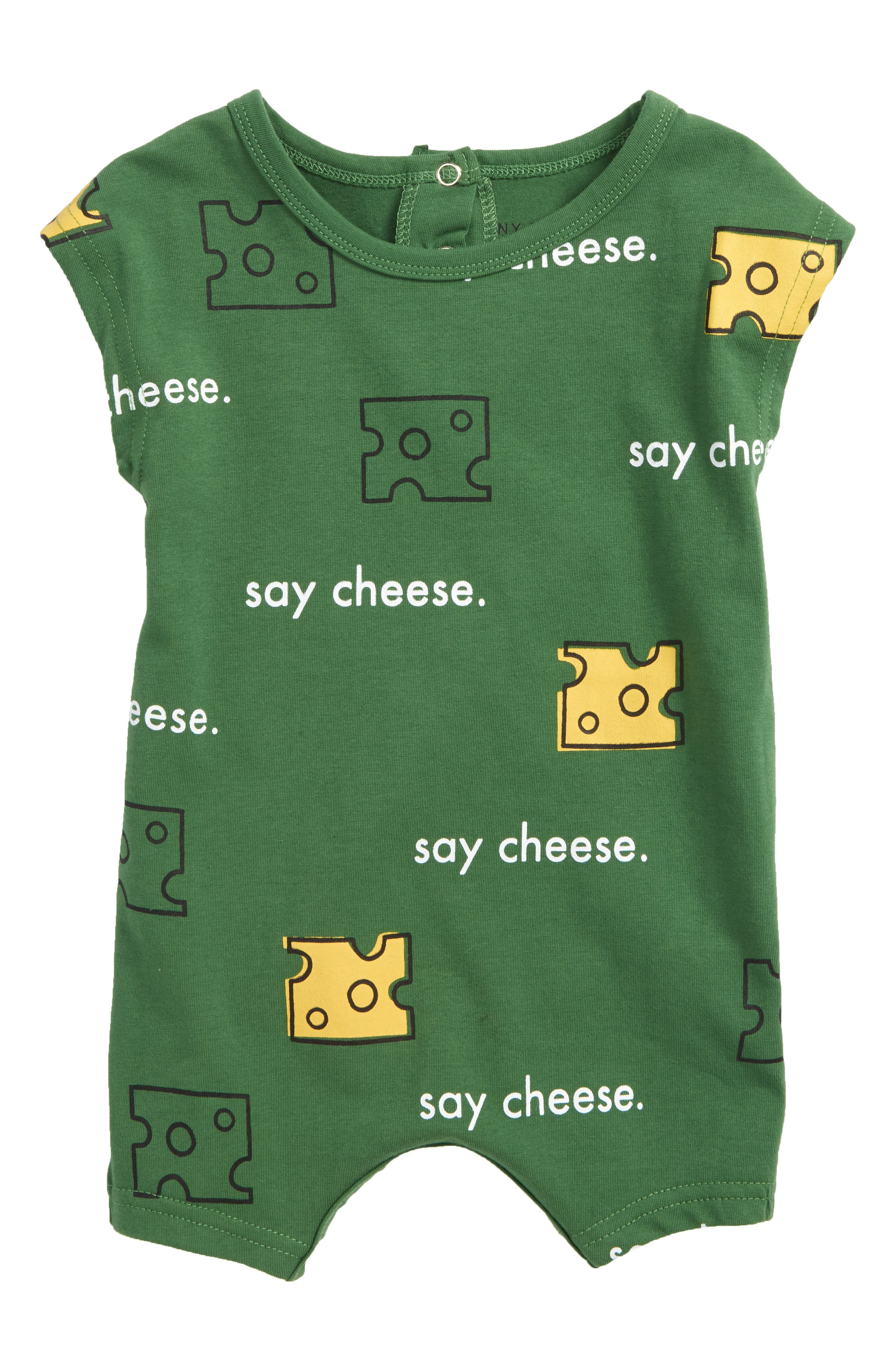 Say Cheese Romper,                         Main,                         color, 305