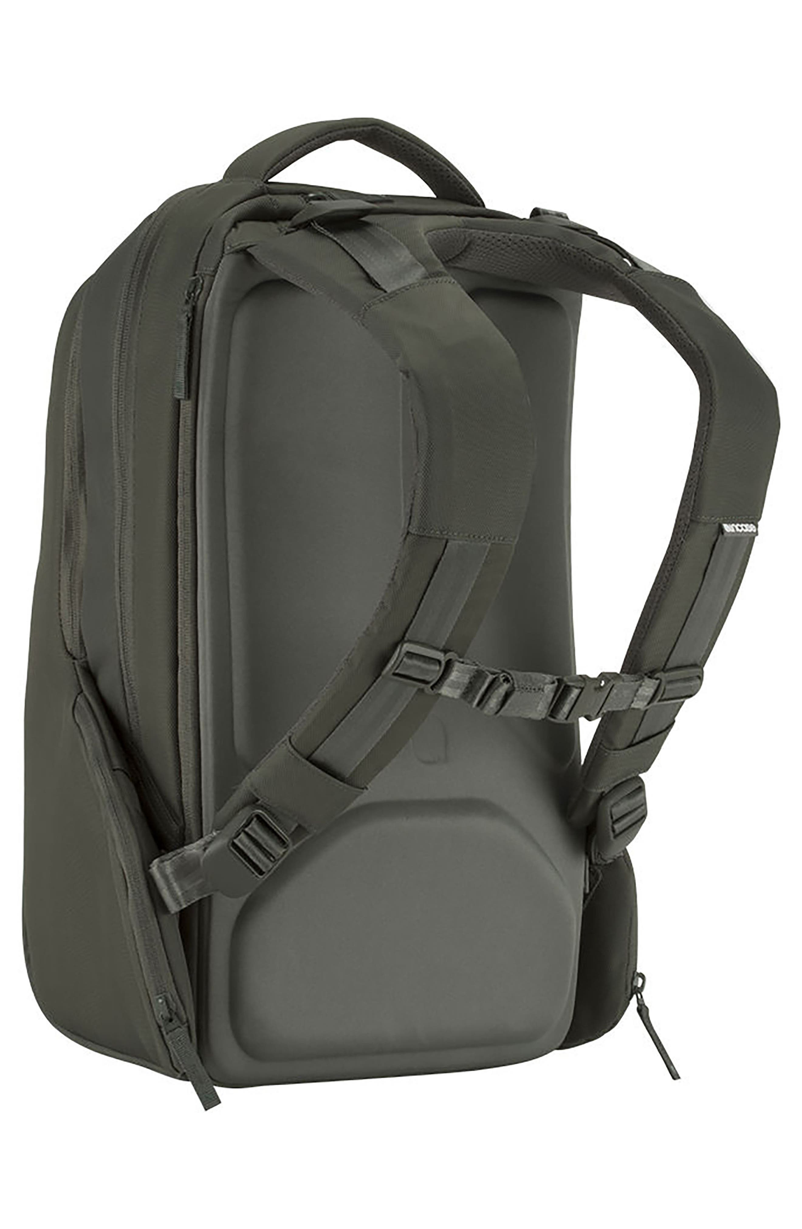 Icon Backpack,                             Alternate thumbnail 2, color,                             ANTHRACITE