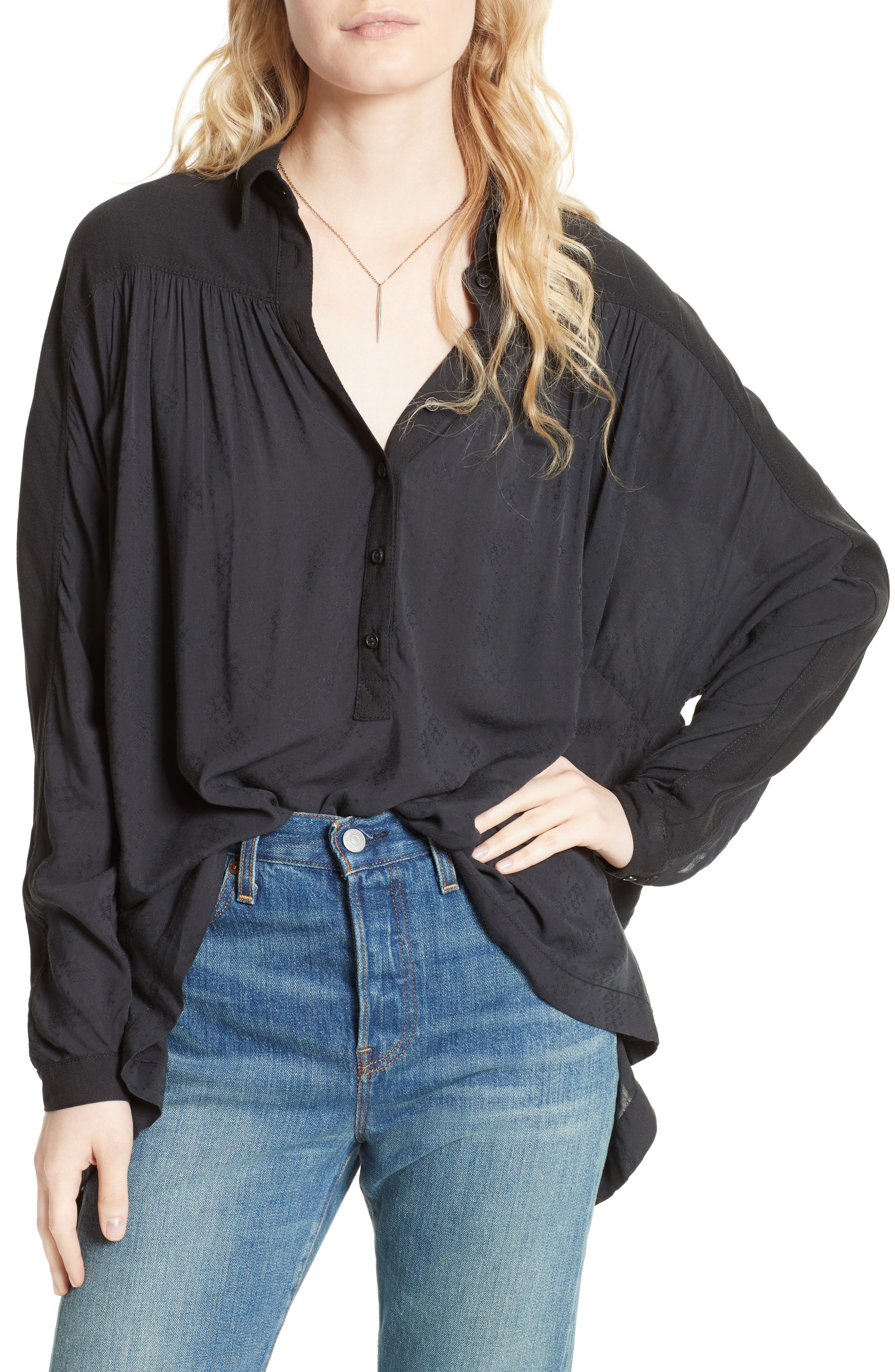 Lovely Day Shirt,                         Main,                         color, 001