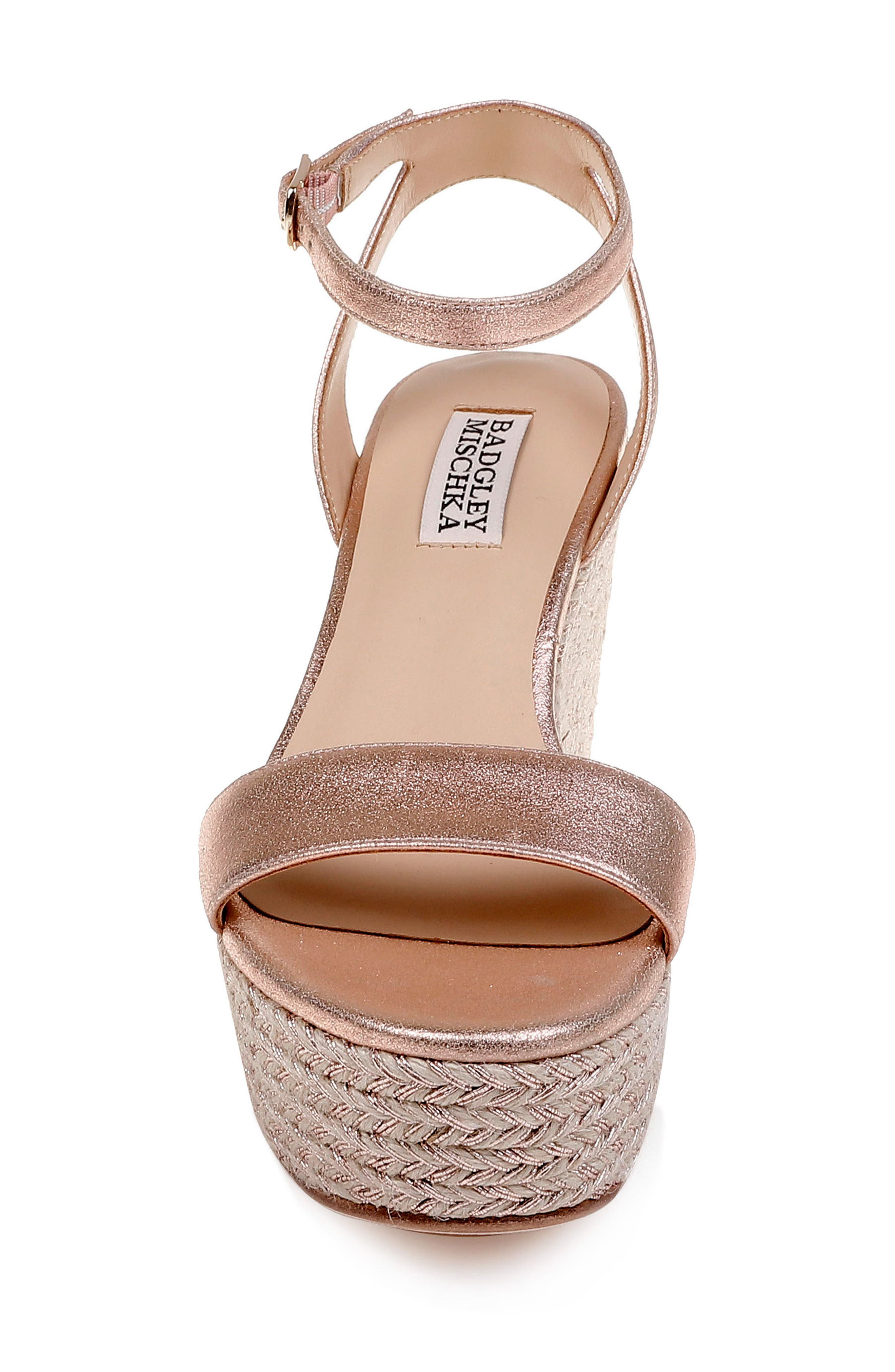 Holmes Espadrille Wedge,                             Alternate thumbnail 8, color,