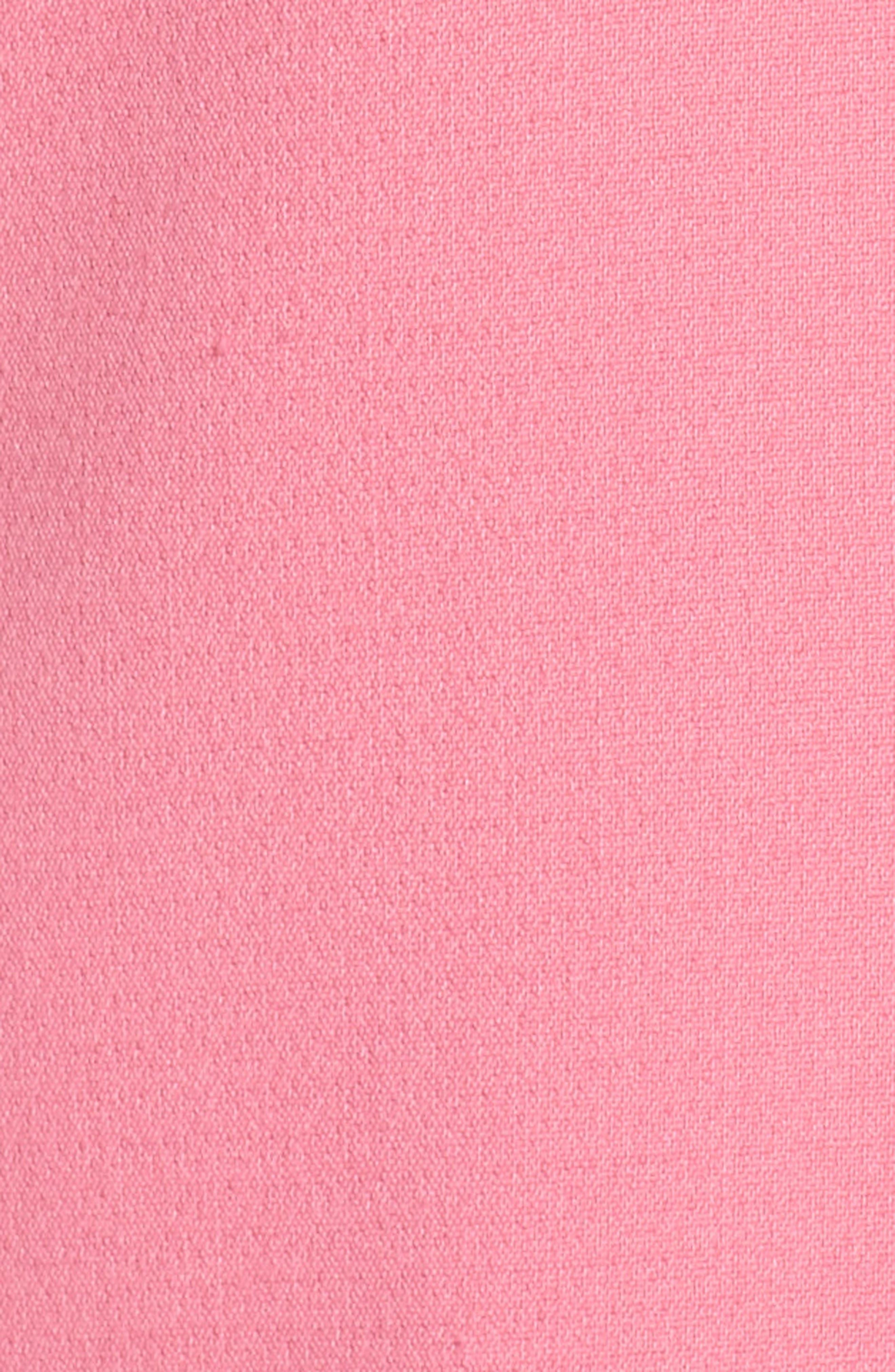Mica Flounce Sleeve Jacket,                             Alternate thumbnail 6, color,