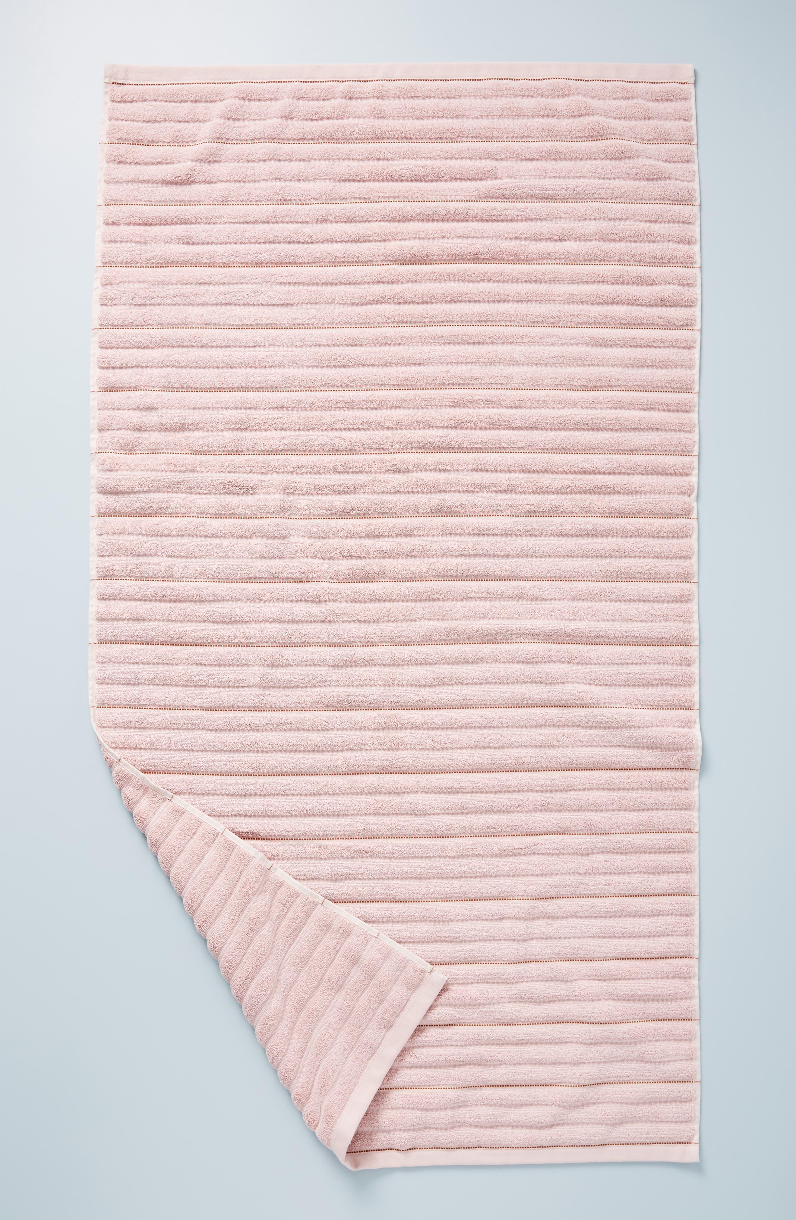 Anthropologie Onda Bath Towel Size One Size  Pink
