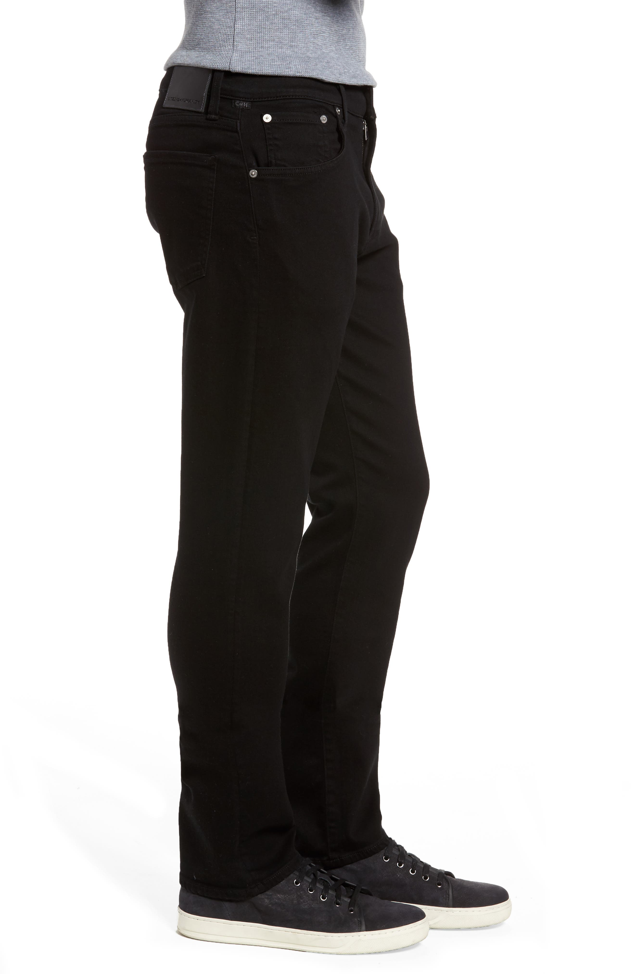 CITIZENS OF HUMANITY,                             PERFORM - Gage Slim Straight Leg Jeans,                             Alternate thumbnail 3, color,                             PARKER