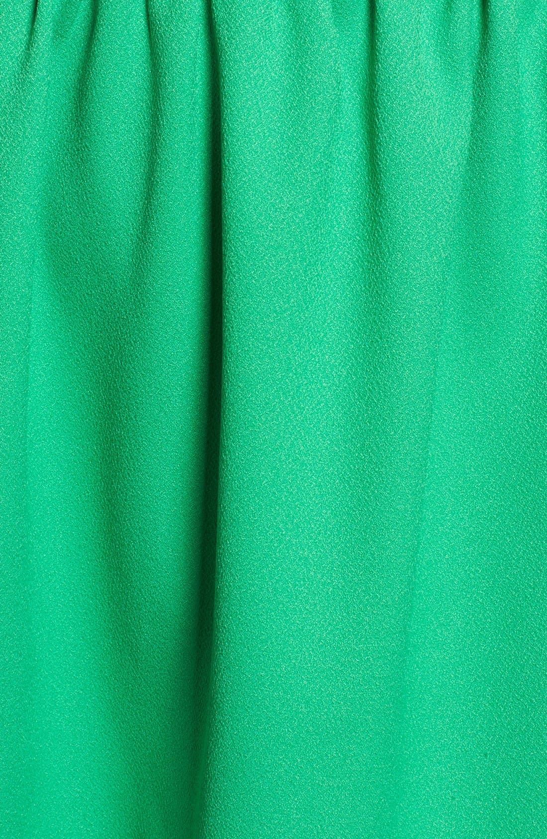 'Rowan' V-Neck Skater Dress,                             Alternate thumbnail 20, color,