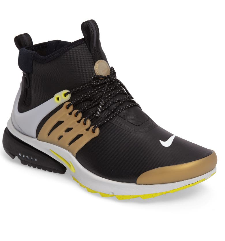 Nike Air Presto Mid Utility Water Repellent Sneaker (Men)  4f4726b5f