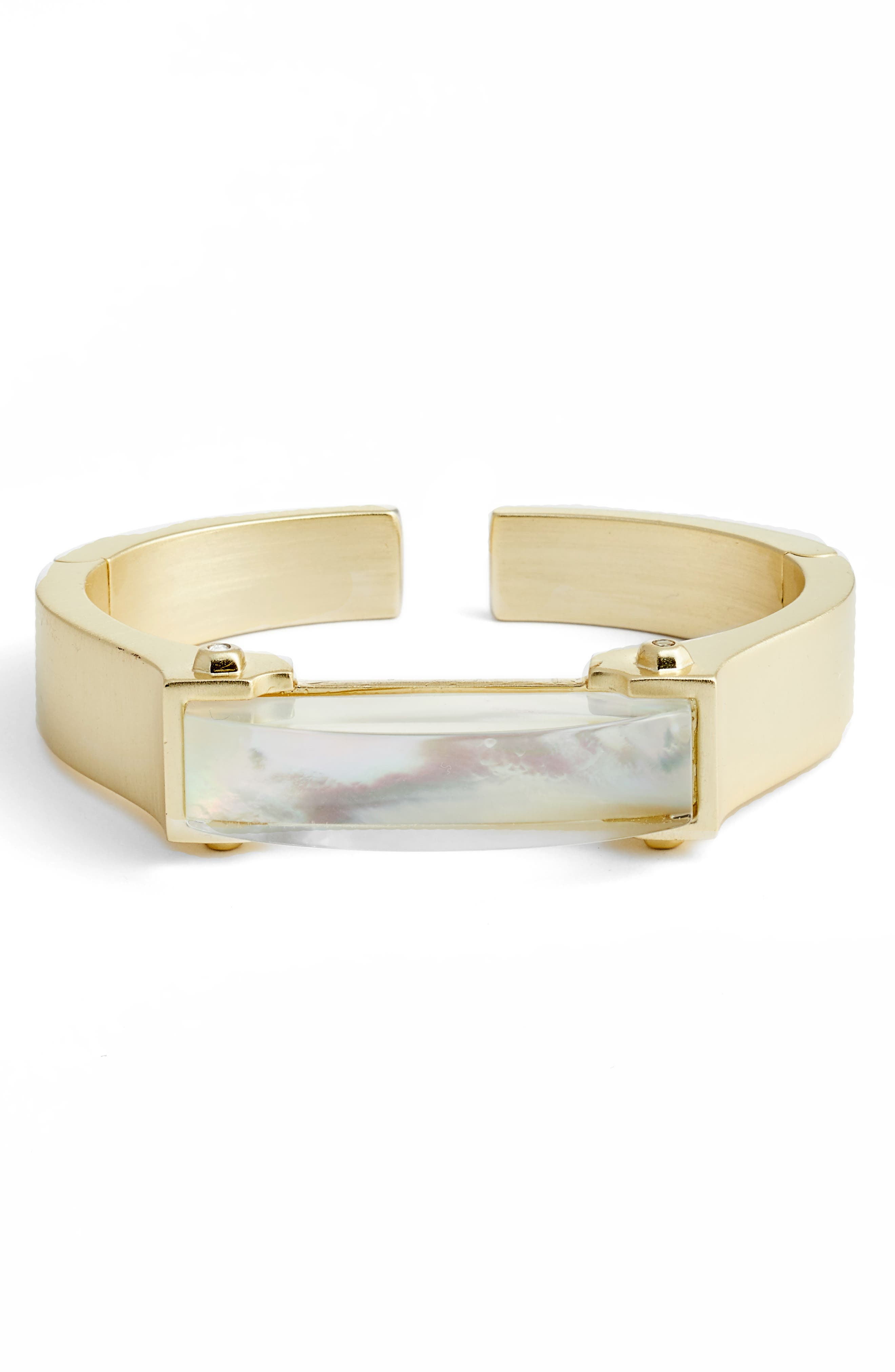 Kailey Cuff Bracelet,                         Main,                         color, 100