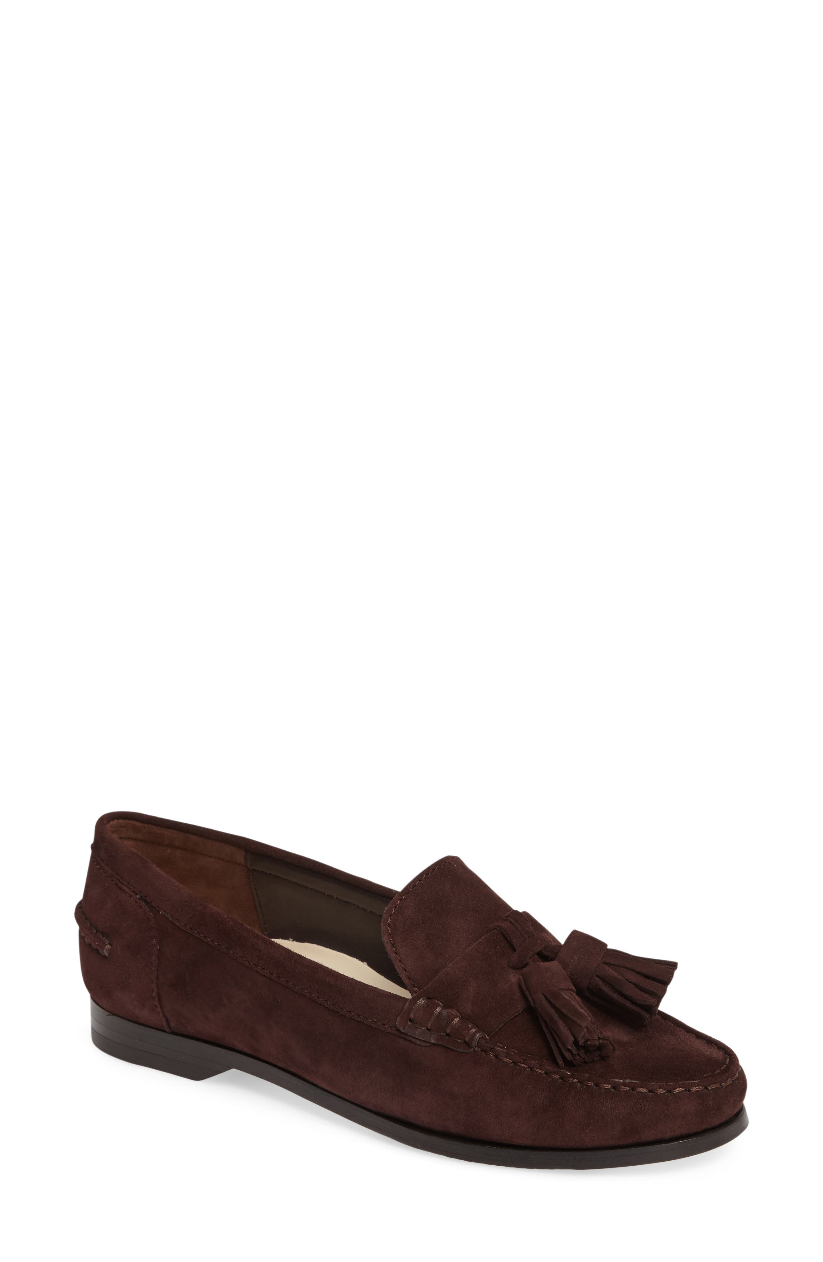 'Pinch Grand' Tassel Loafer,                             Main thumbnail 1, color,                             200
