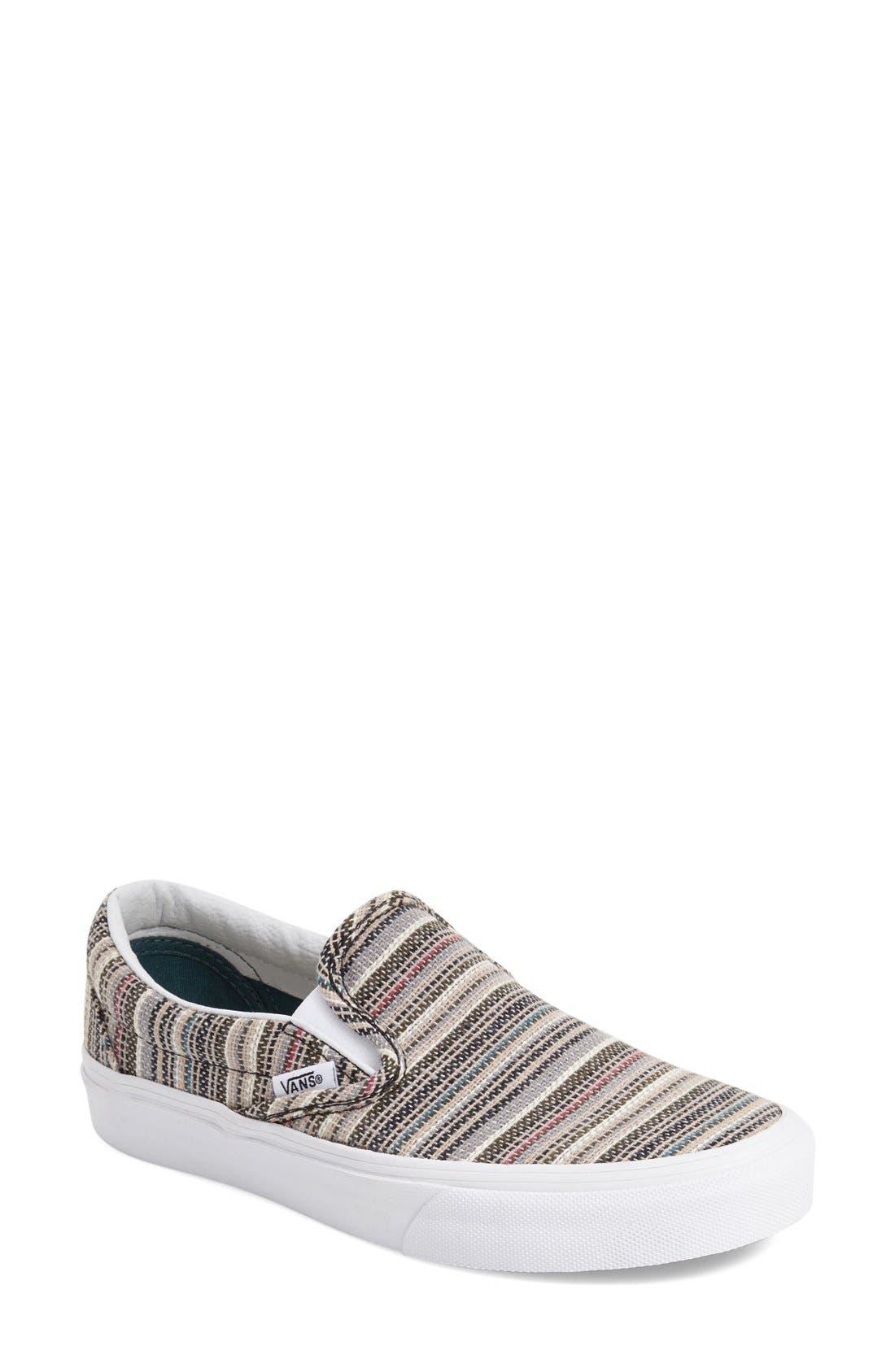 Classic Slip-On Sneaker,                             Main thumbnail 50, color,