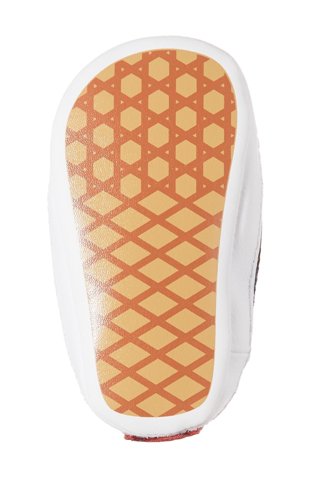 SK8-Hi Crib Sneaker,                             Alternate thumbnail 6, color,                             401