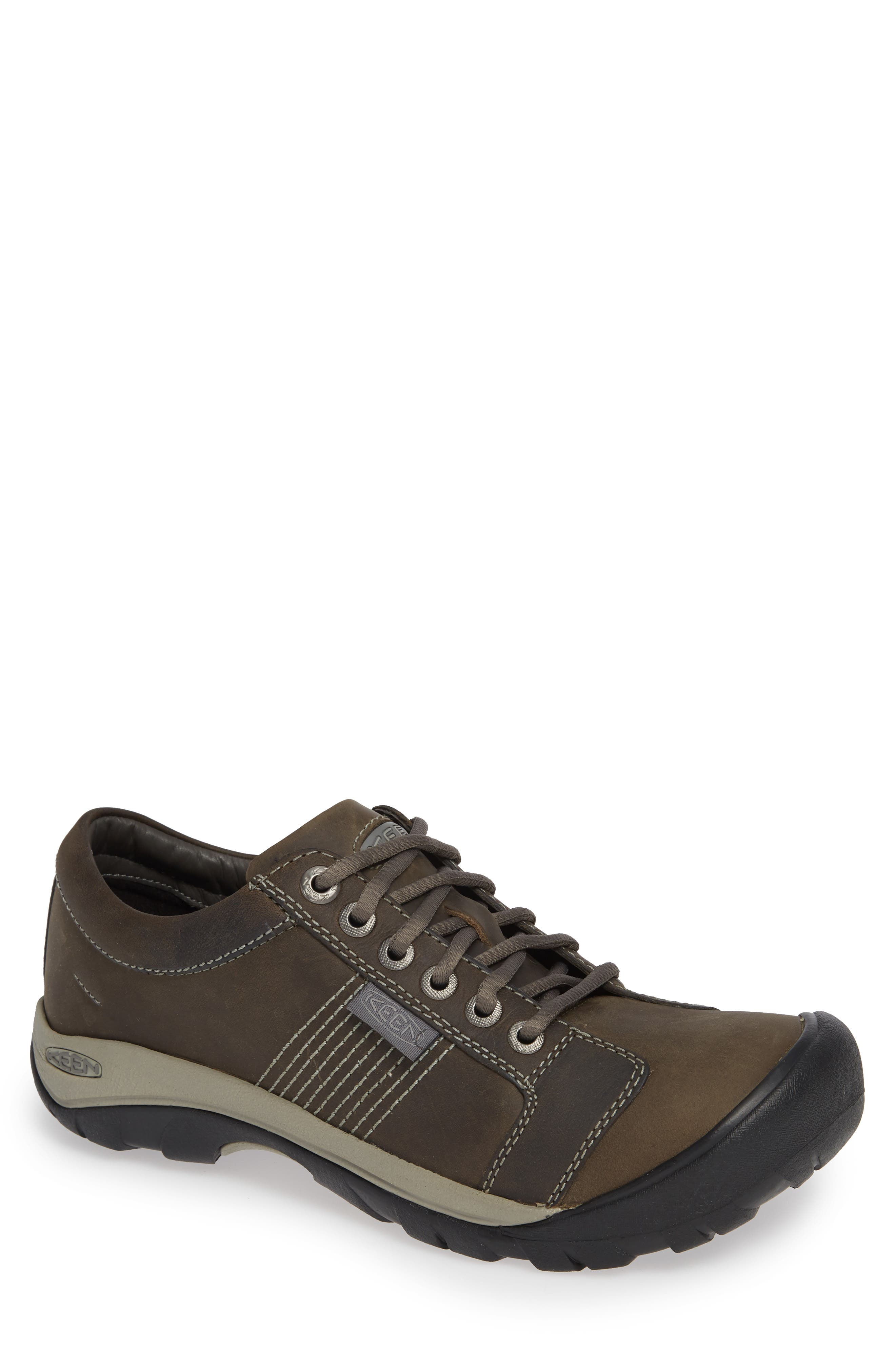 'Austin' Sneaker,                         Main,                         color, GARGOYLE/ NEUTRAL GRAY