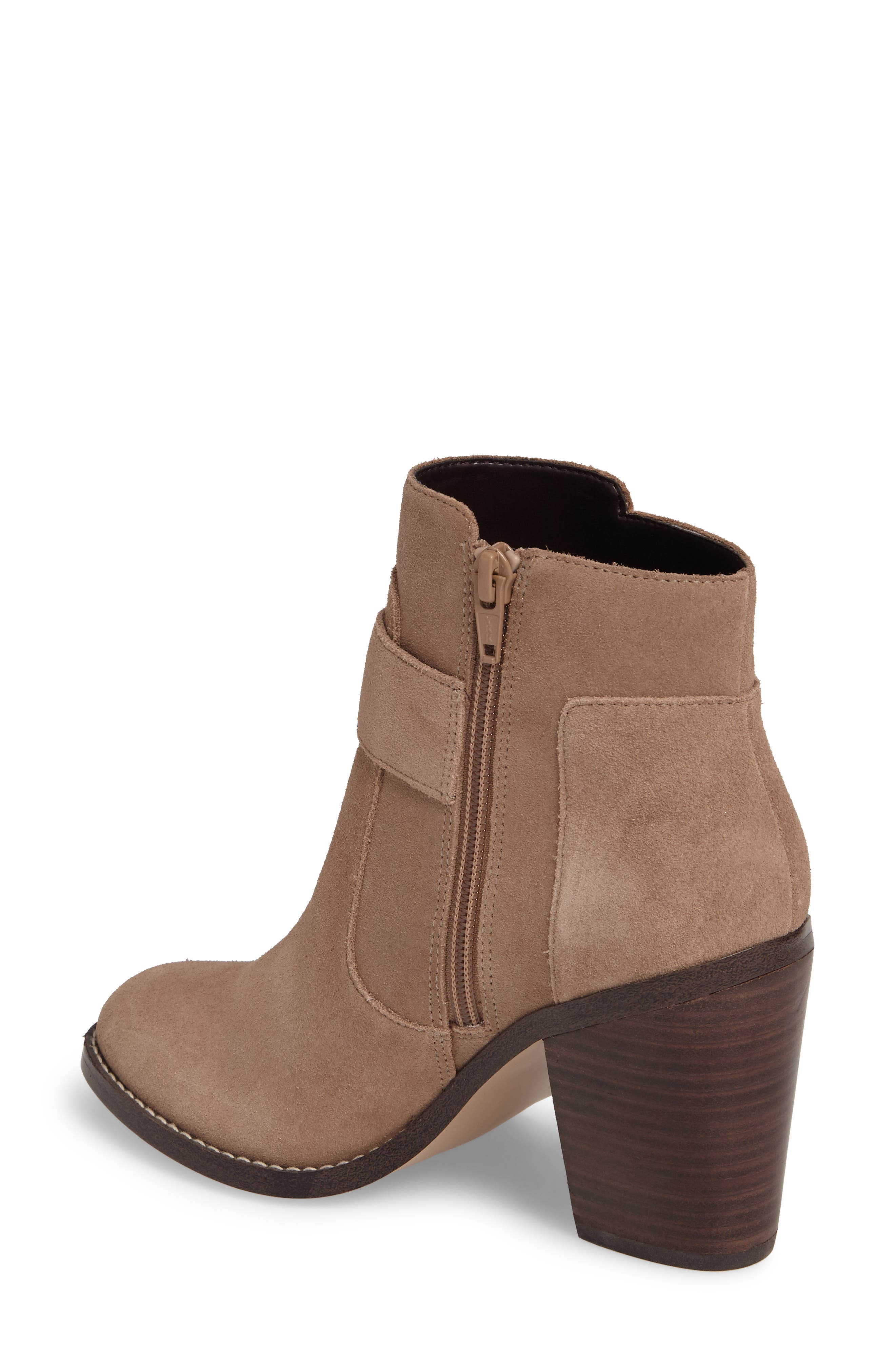 Grove Buckle Bootie,                             Alternate thumbnail 4, color,