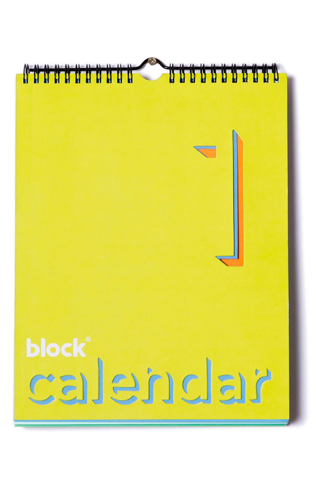 Flip Perpetual Calendar,                             Alternate thumbnail 5, color,                             MULTI