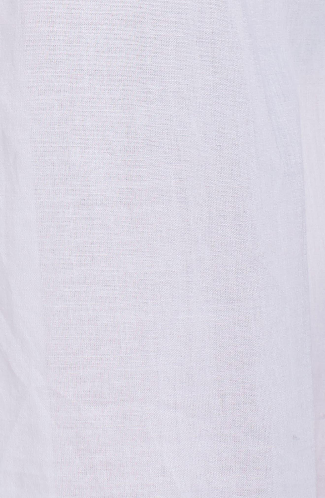 Ballet Button Nightgown,                             Alternate thumbnail 5, color,                             100