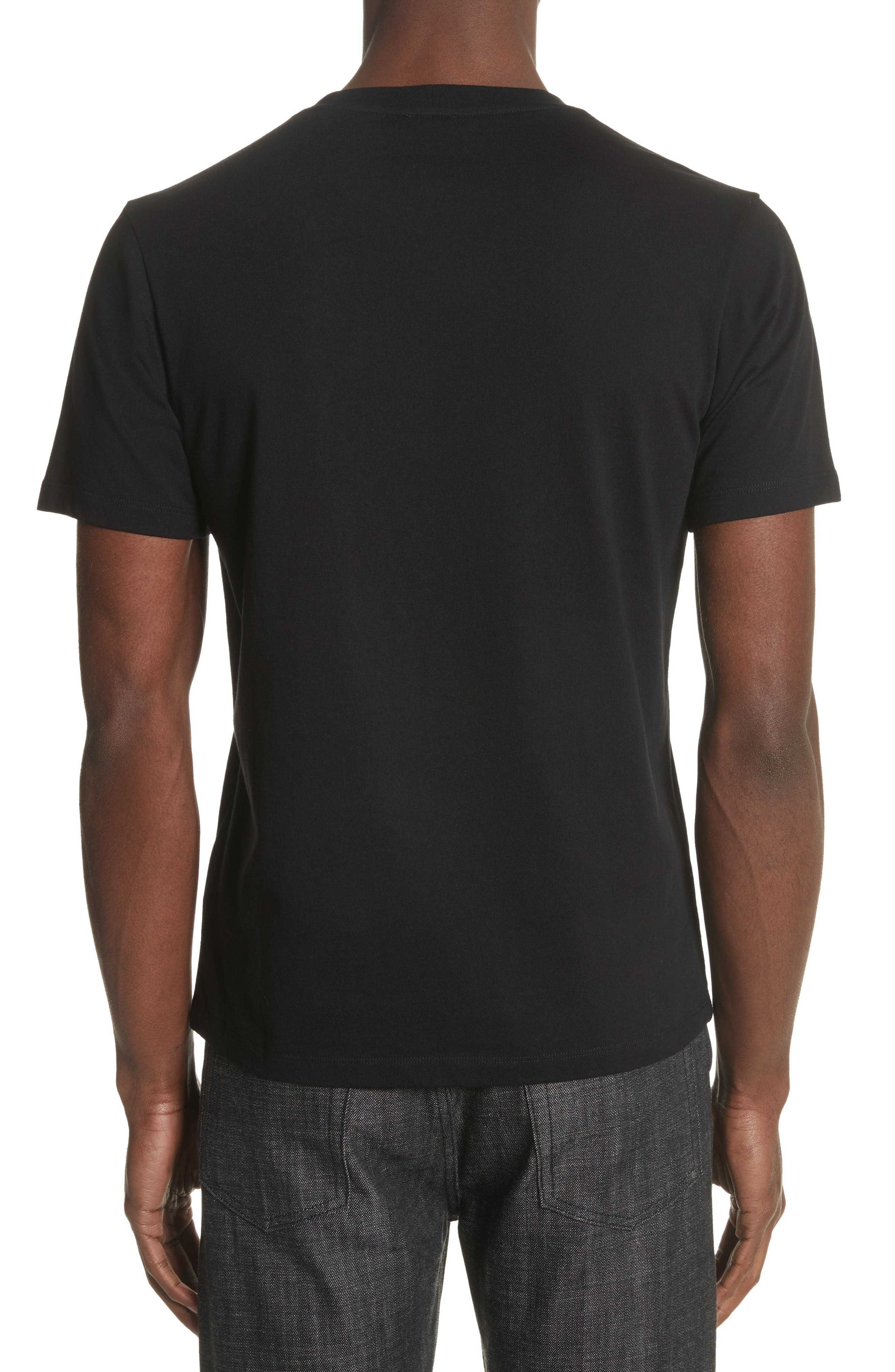 Eye Print Graphic T-Shirt,                             Alternate thumbnail 2, color,