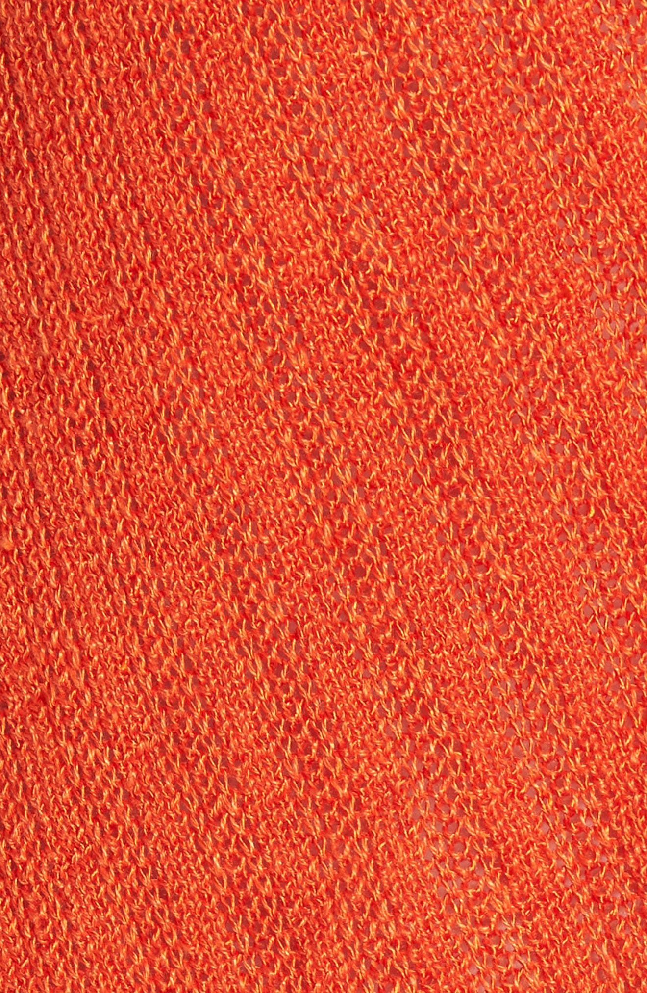 Side Tie Tank Sweater,                             Alternate thumbnail 6, color,                             610