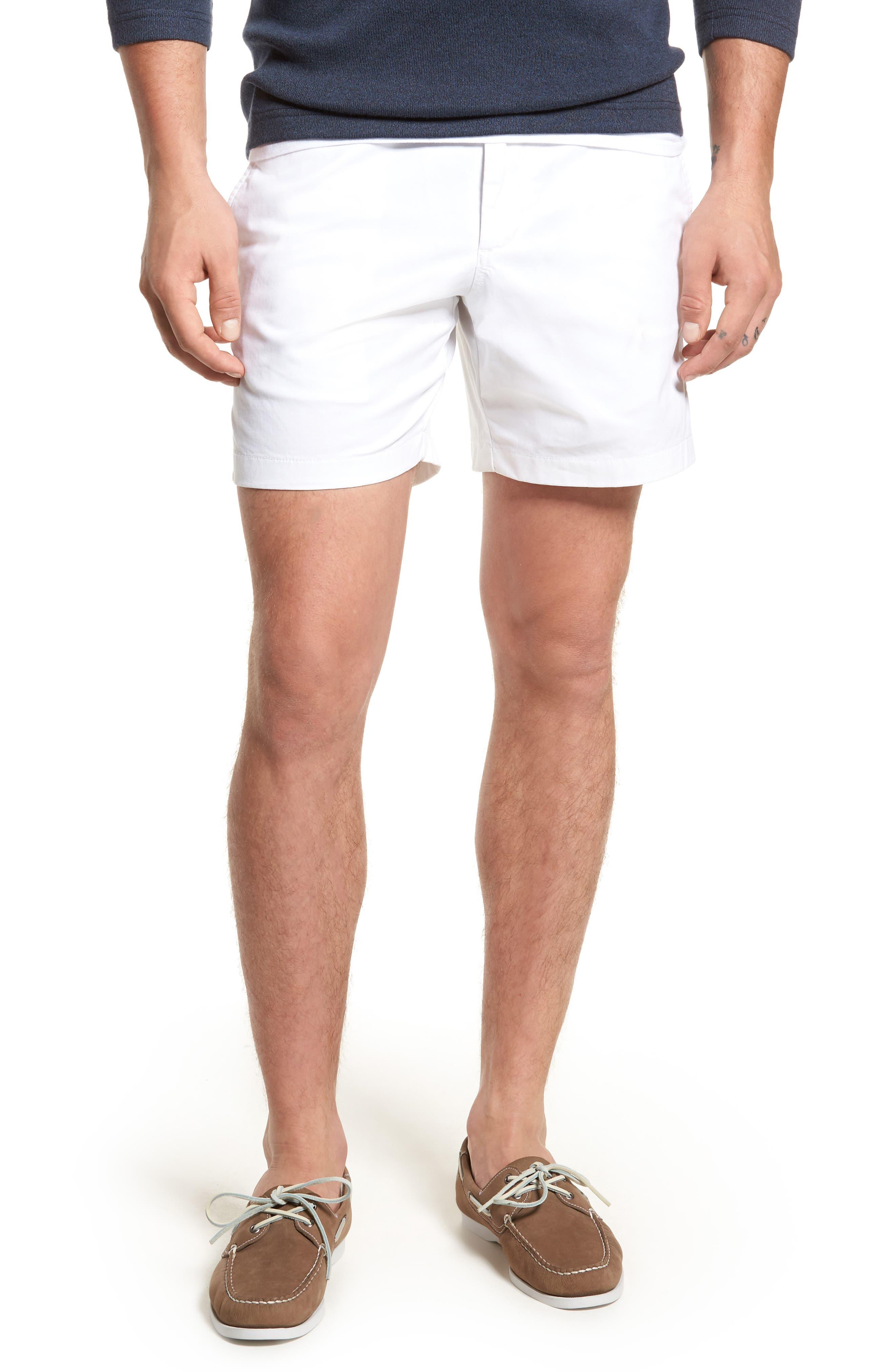 Ballard Slim Fit Stretch Chino 7-Inch Shorts,                             Main thumbnail 2, color,