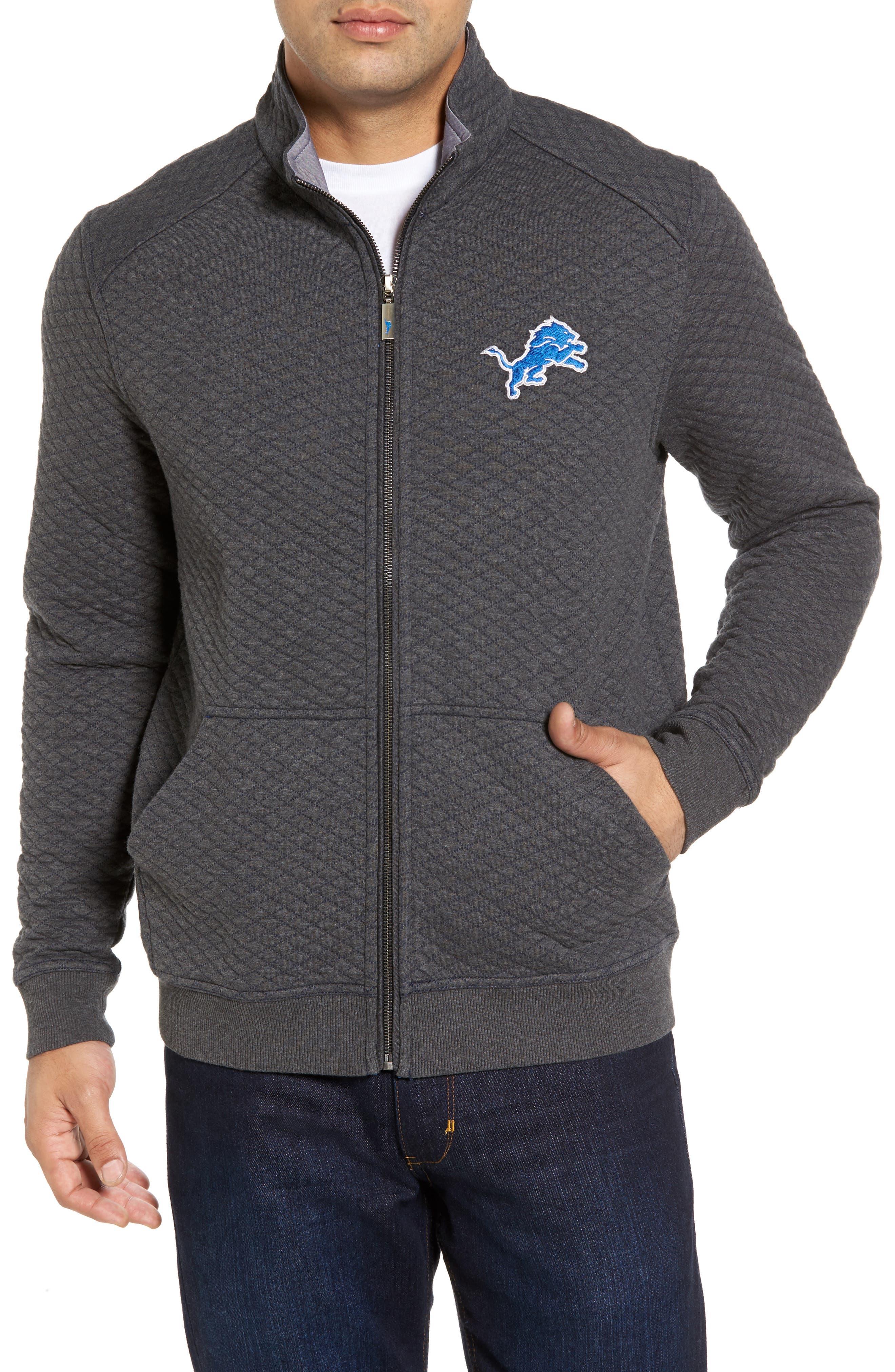 NFL Quiltessential Full Zip Sweatshirt,                             Main thumbnail 18, color,