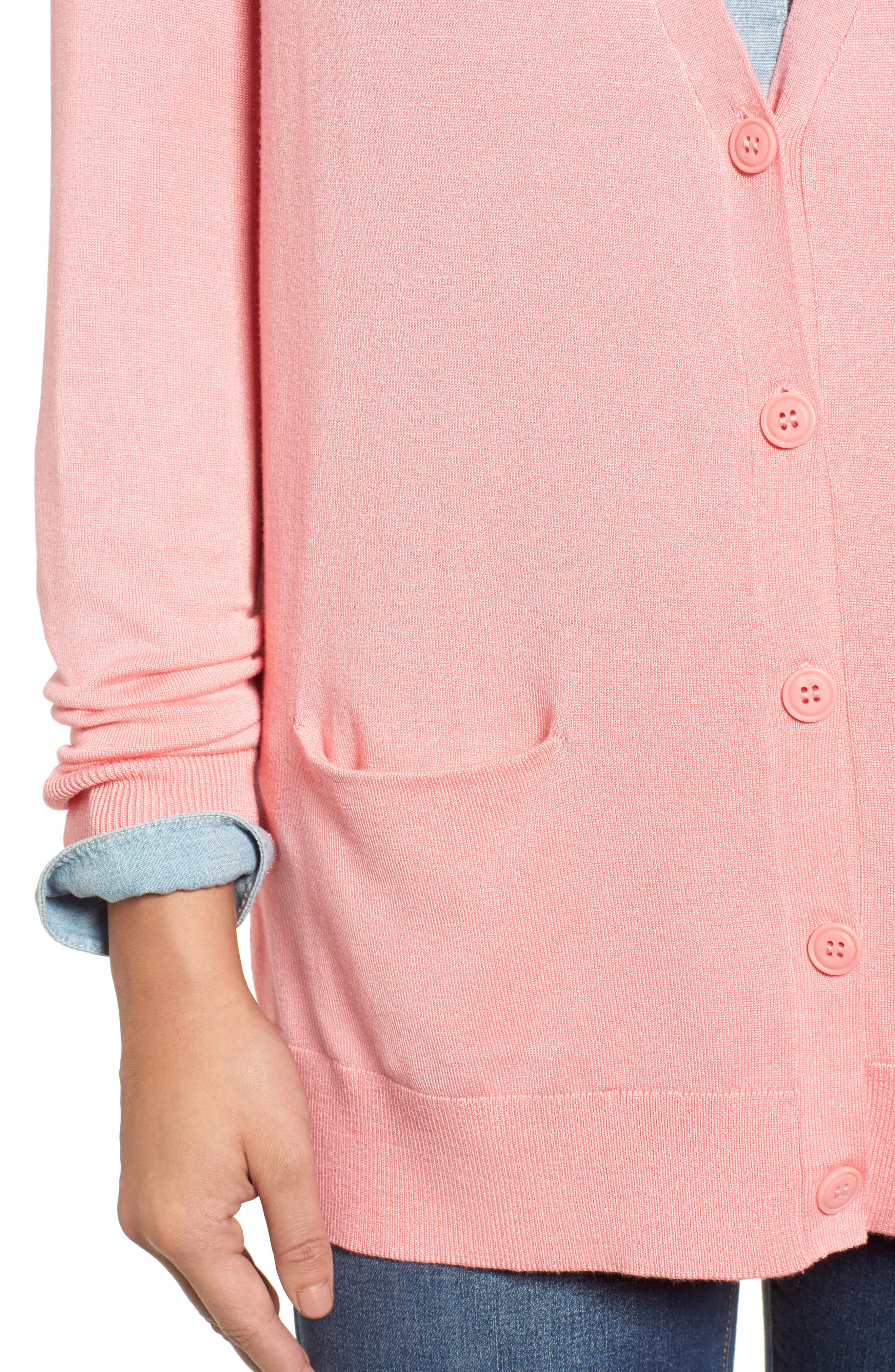 Relaxed Pocket Cardigan,                             Alternate thumbnail 36, color,